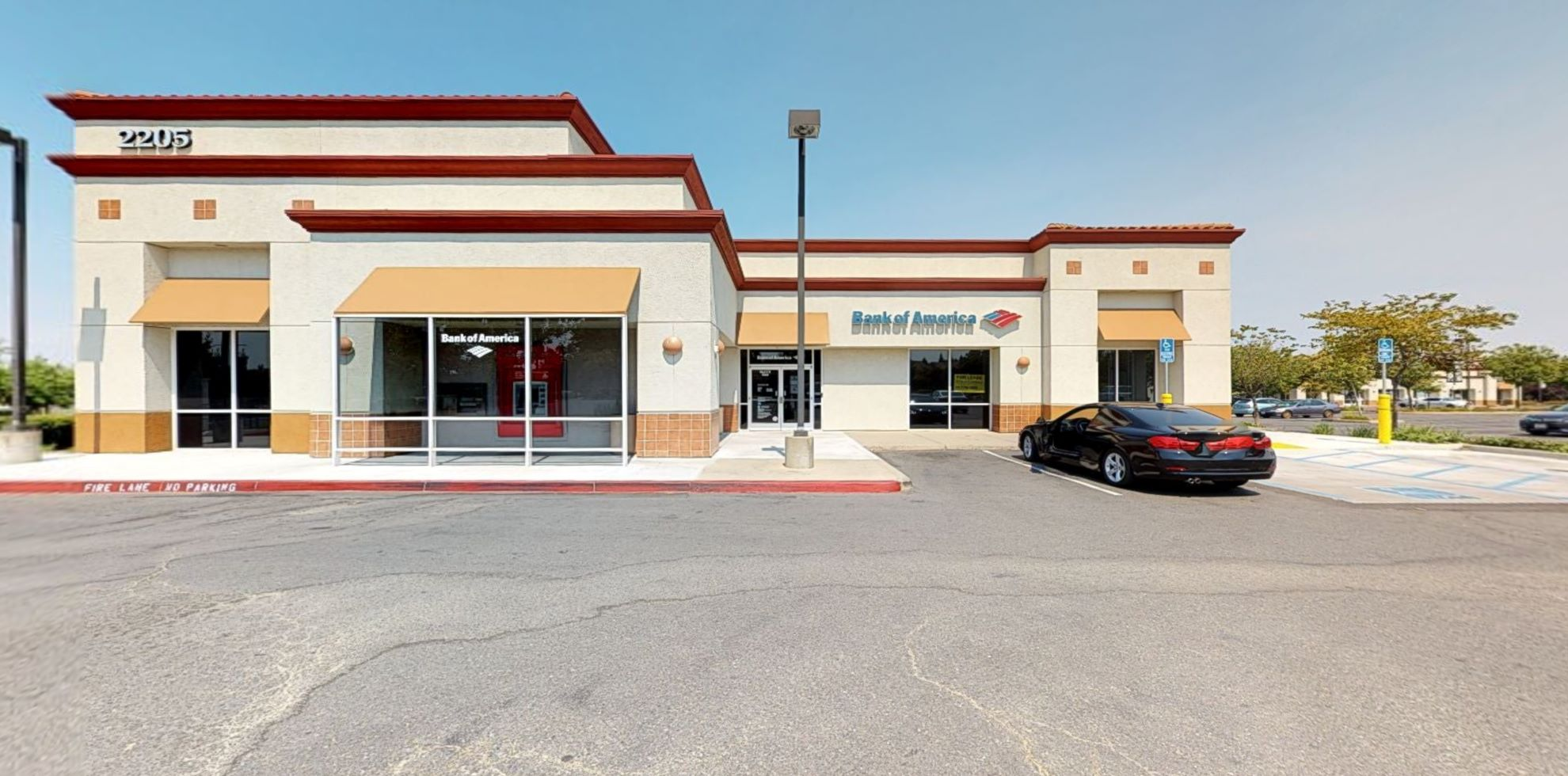 Bank of America financial center with walk-up ATM | 2205 Sunset Blvd, Rocklin, CA 95765
