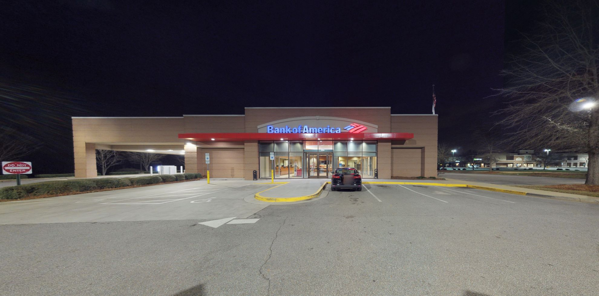 Bank of America financial center with drive-thru ATM   104 Regency Dr, Columbia, SC 29212