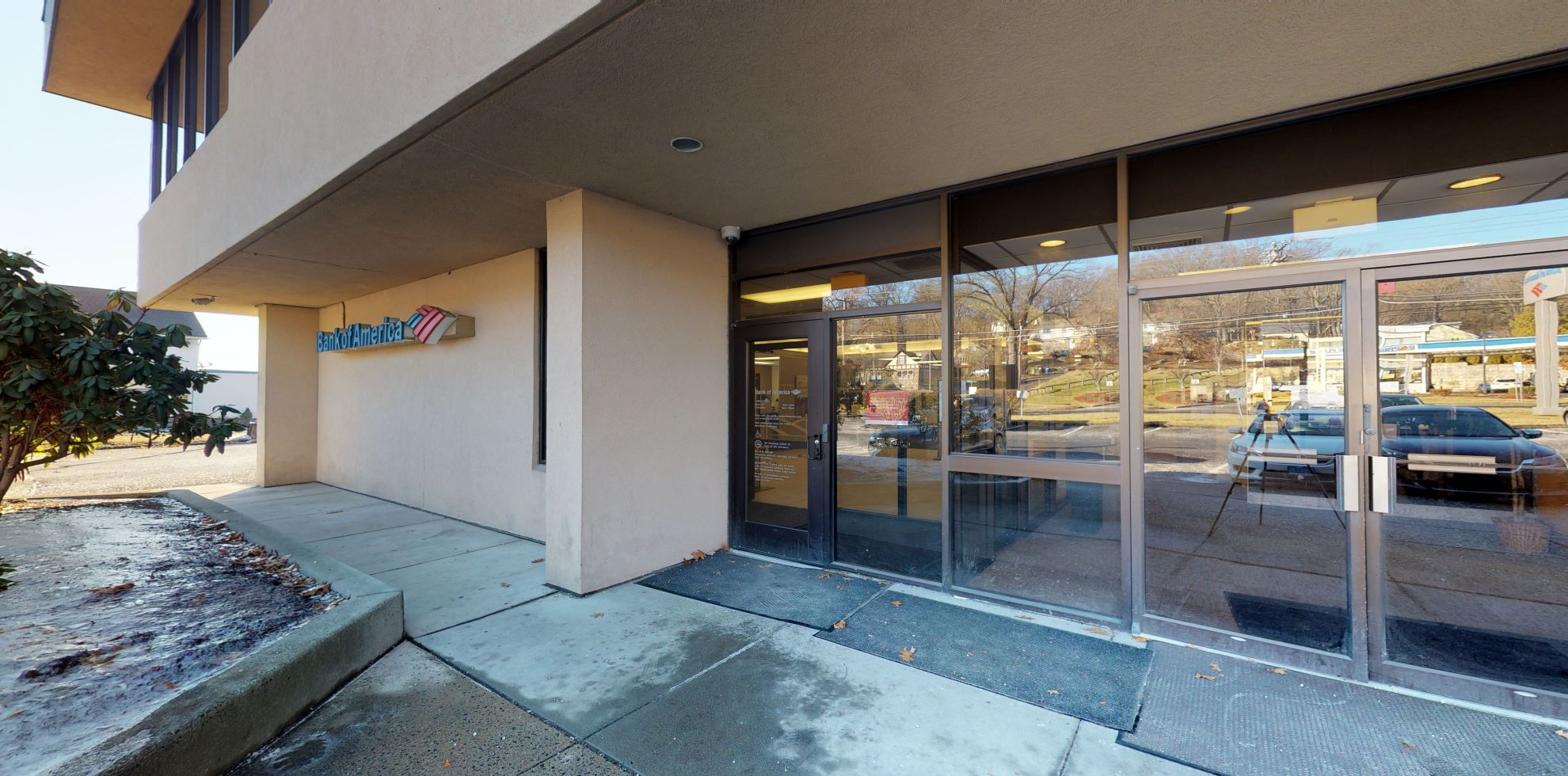 Bank of America financial center with drive-thru ATM   26 Mill Plain Rd, Danbury, CT 06811