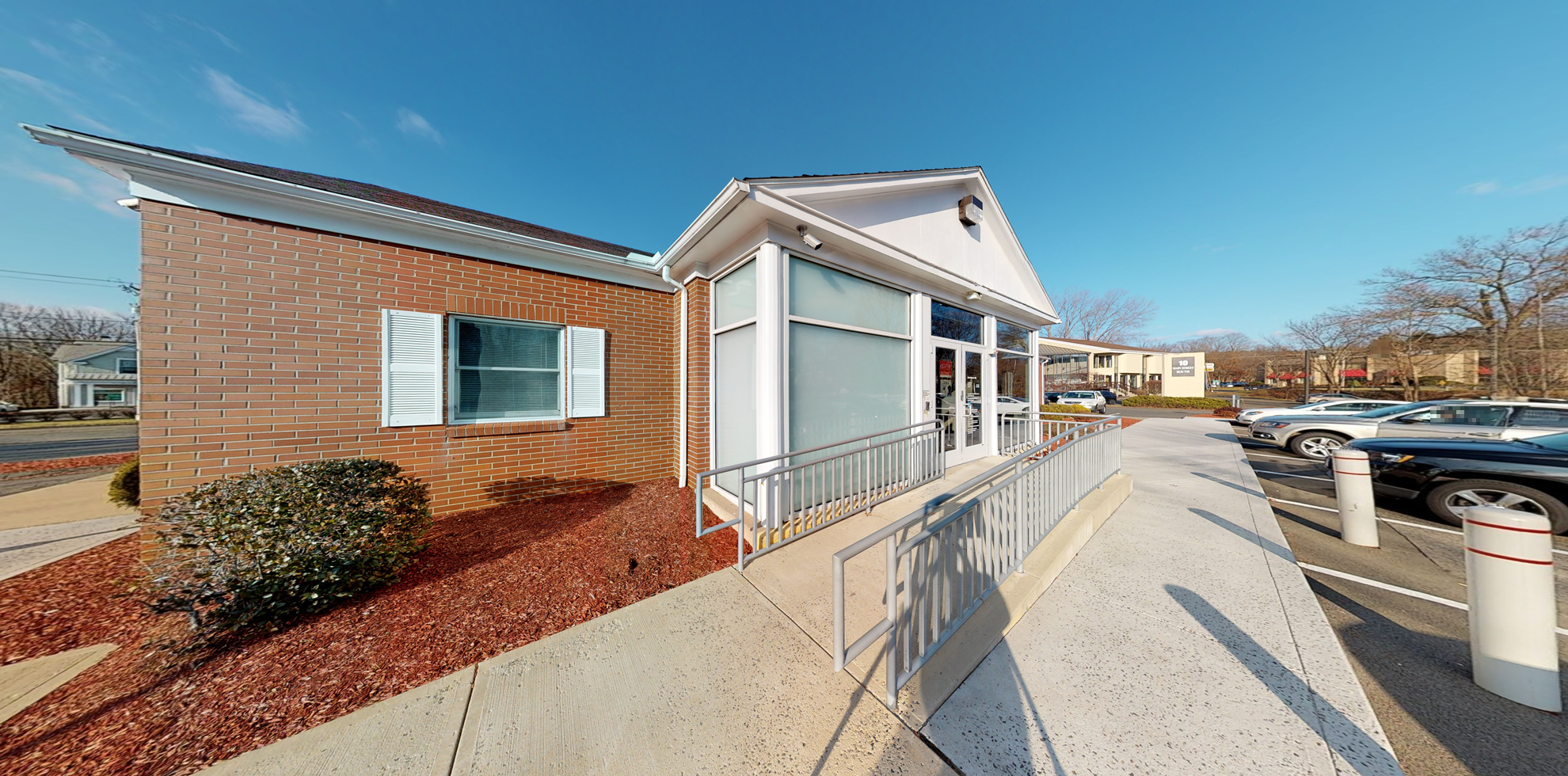 Bank of America financial center with drive-thru ATM | 12 Main St S, Southbury, CT 06488