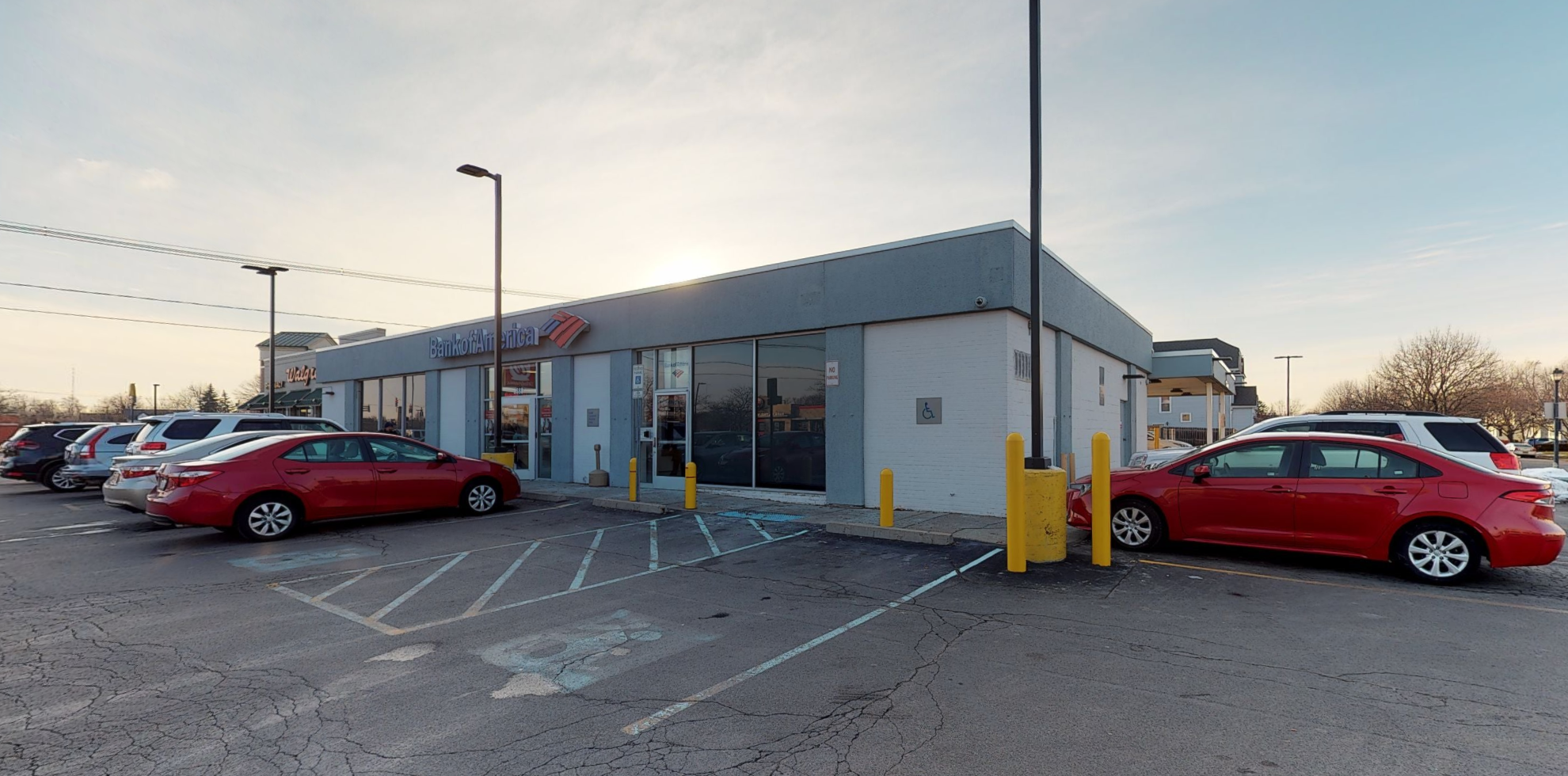 Bank of America financial center with drive-thru ATM | 3588 Delaware Ave, Kenmore, NY 14217