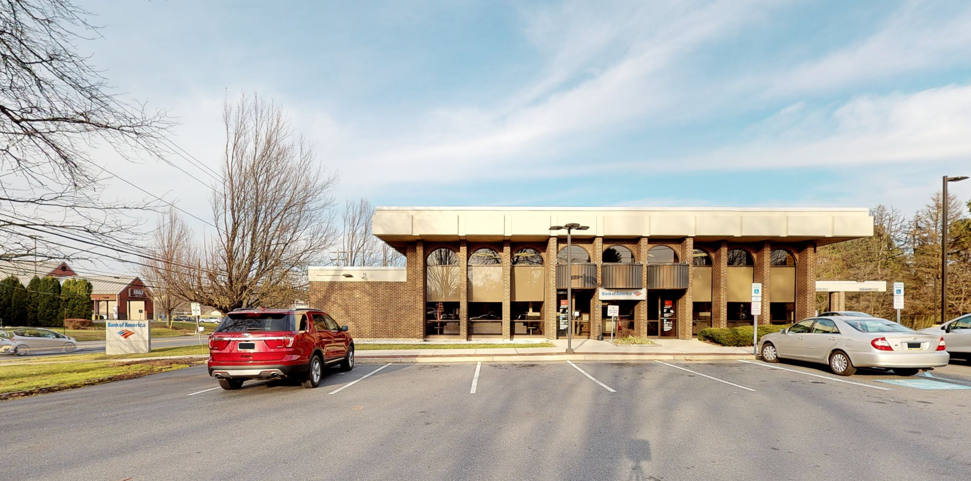 Bank of America financial center with drive-thru ATM   1107 Butztown Rd, Bethlehem, PA 18017