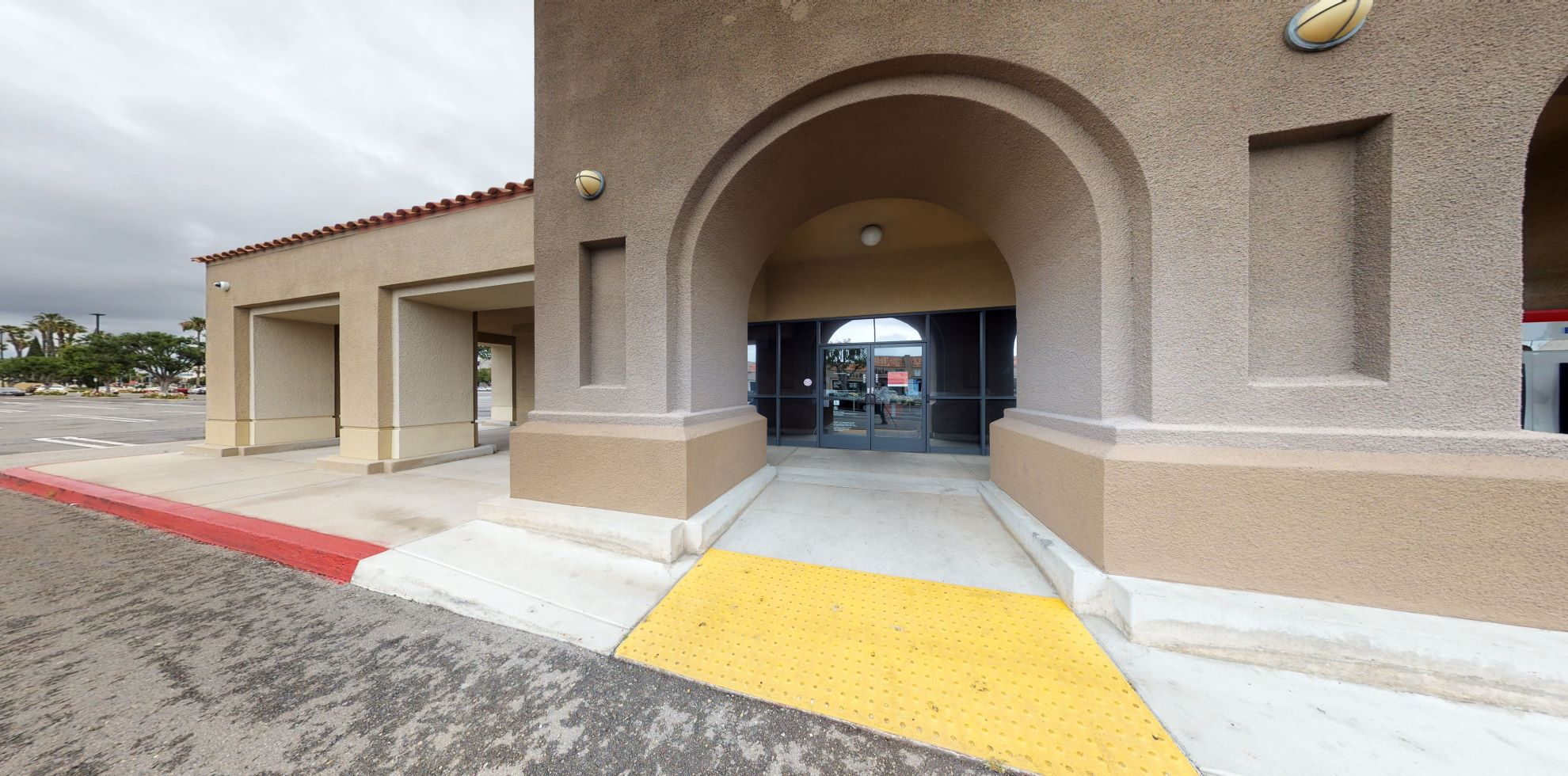 Bank of America financial center with drive-thru ATM | 945 S Brookhurst St, Anaheim, CA 92804