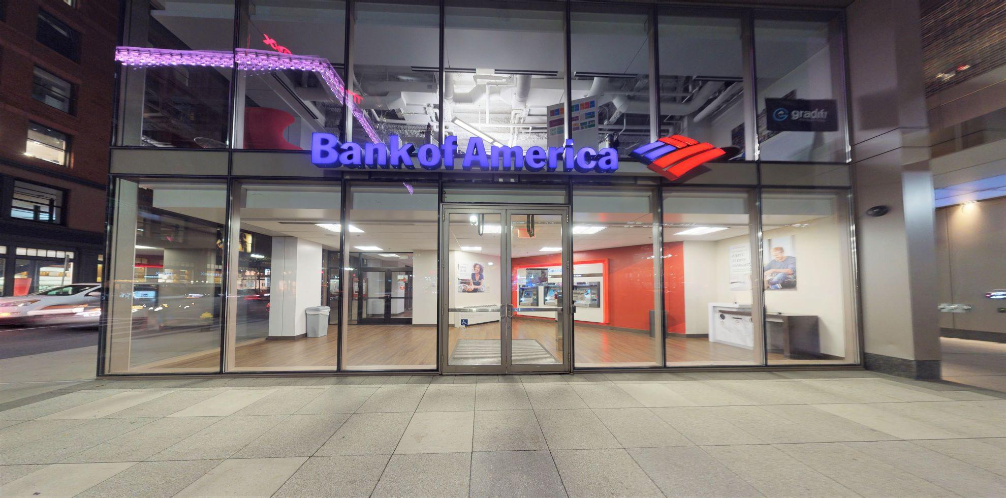 Bank of America ATM & Financial Center Near You | 699 Boylston St., Boston, MA 02116