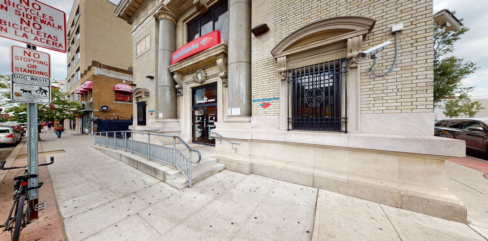 Bank of America financial center with walk-up ATM | 4800 Bergenline Ave, Union City, NJ 07087