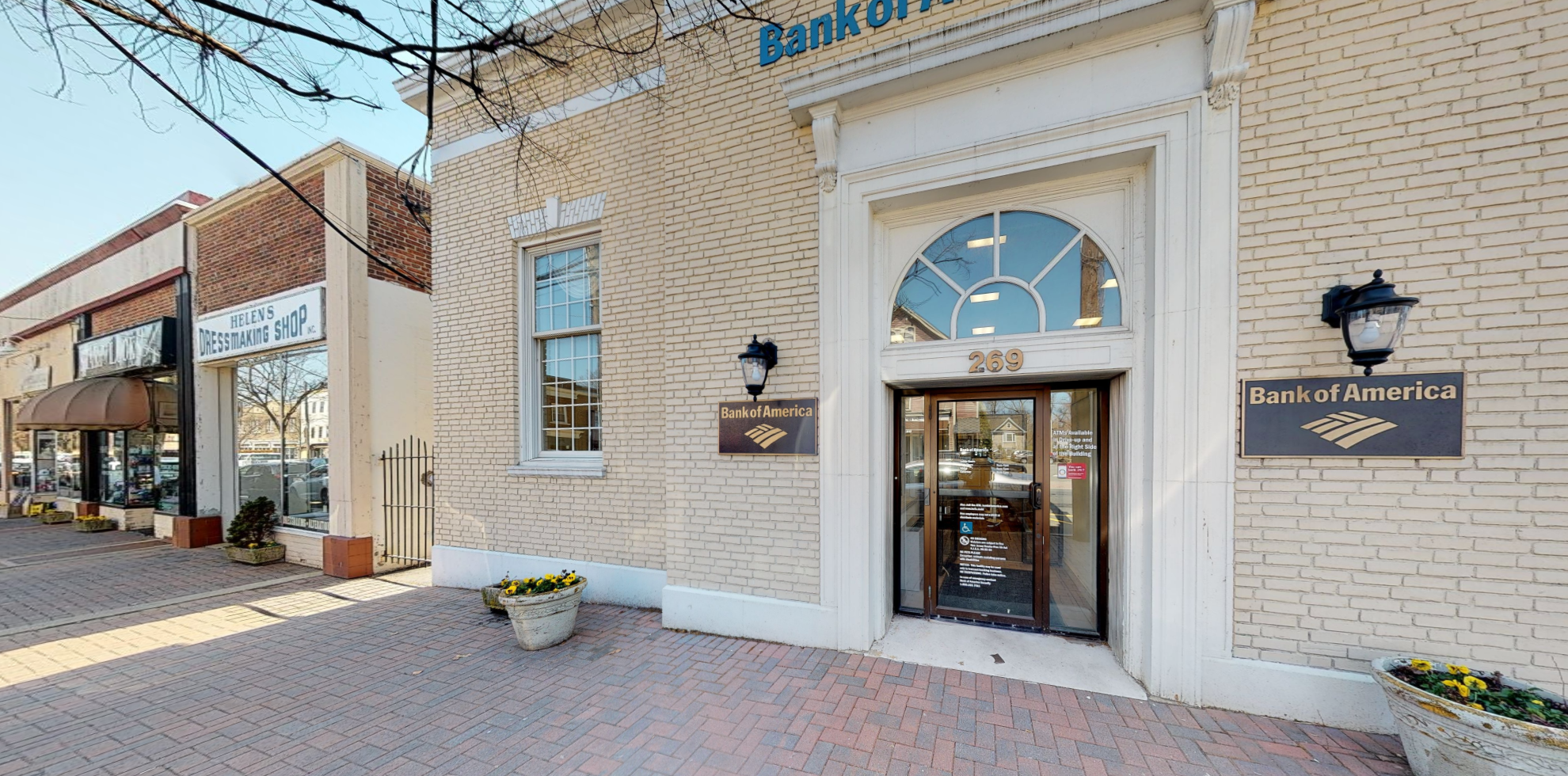 Bank of America financial center with drive-thru ATM | 269 Main St, Chatham, NJ 07928