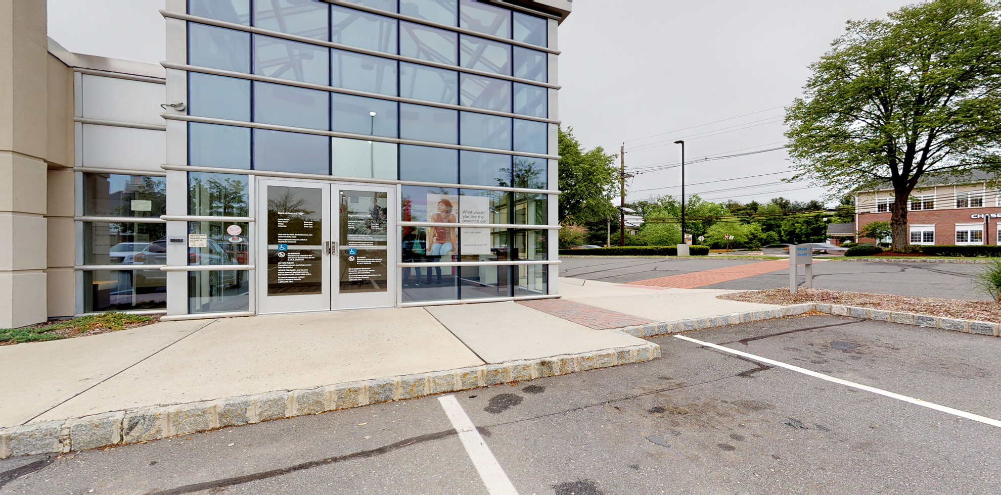 Bank of America financial center with drive-thru ATM   64 Princeton Hightstown Rd, Princeton Junction, NJ 08550