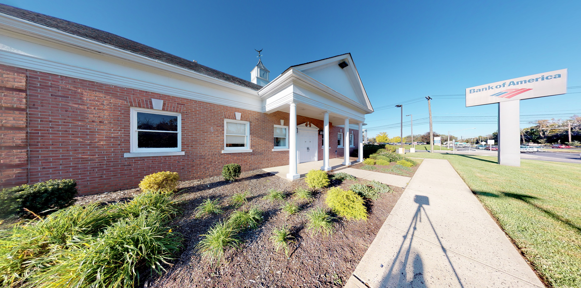 Bank of America financial center with drive-thru ATM | 1848 Easton Ave, Somerset, NJ 08873