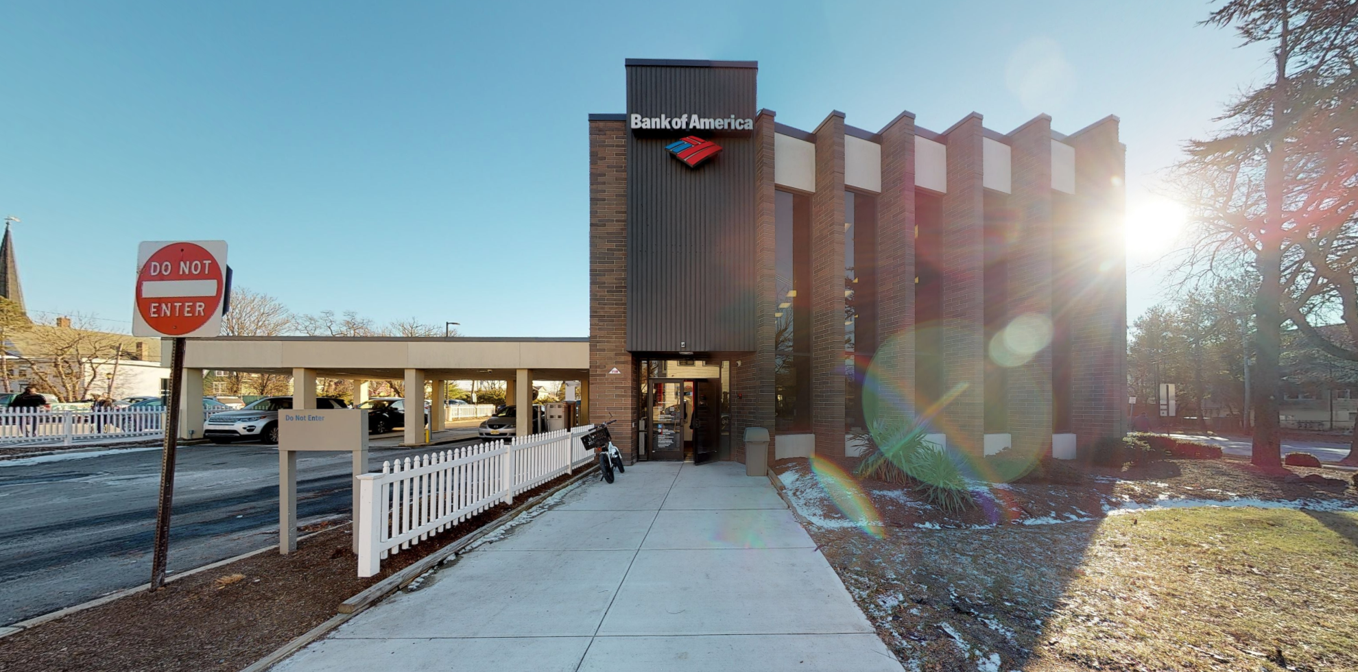 Bank of America financial center with drive-thru ATM | 315 Madison Ave, Lakewood, NJ 08701