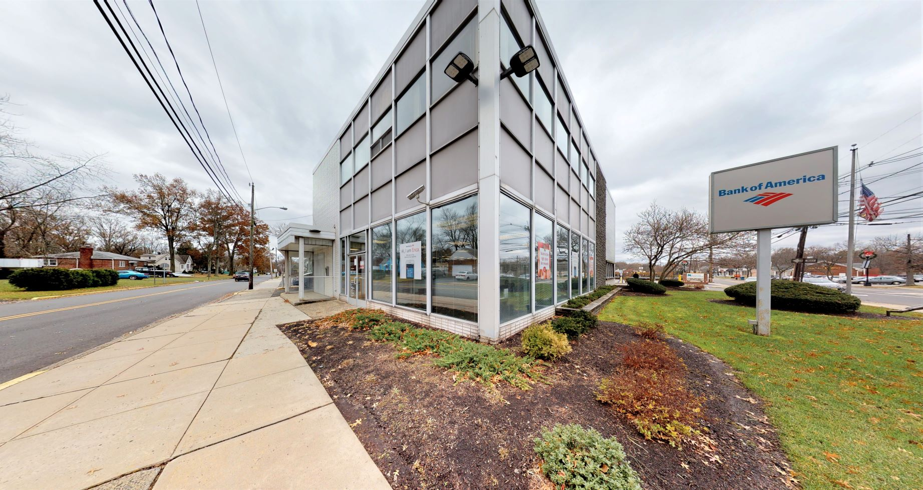 Bank of America financial center with drive-thru ATM | 505 Inman Ave, Colonia, NJ 07067
