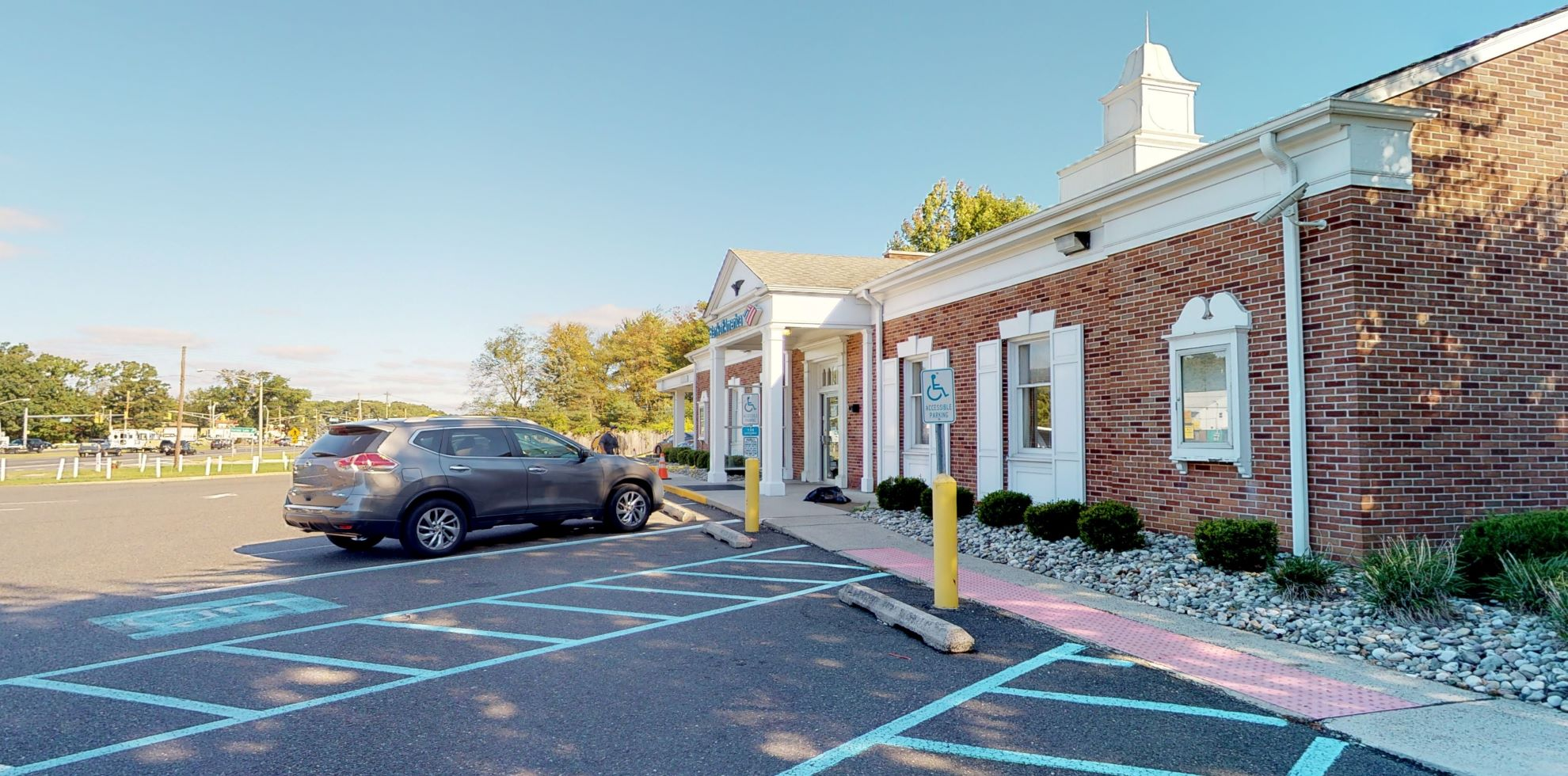 Bank of America financial center with drive-thru ATM   2359 Route 9, Old Bridge, NJ 08857