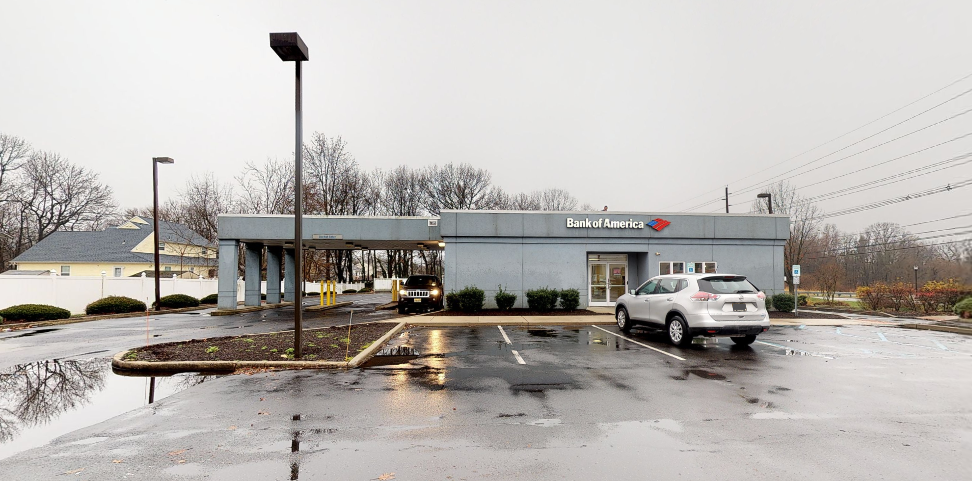 Bank of America financial center with drive-thru ATM | 1355 Delsea Dr, Woodbury, NJ 08096