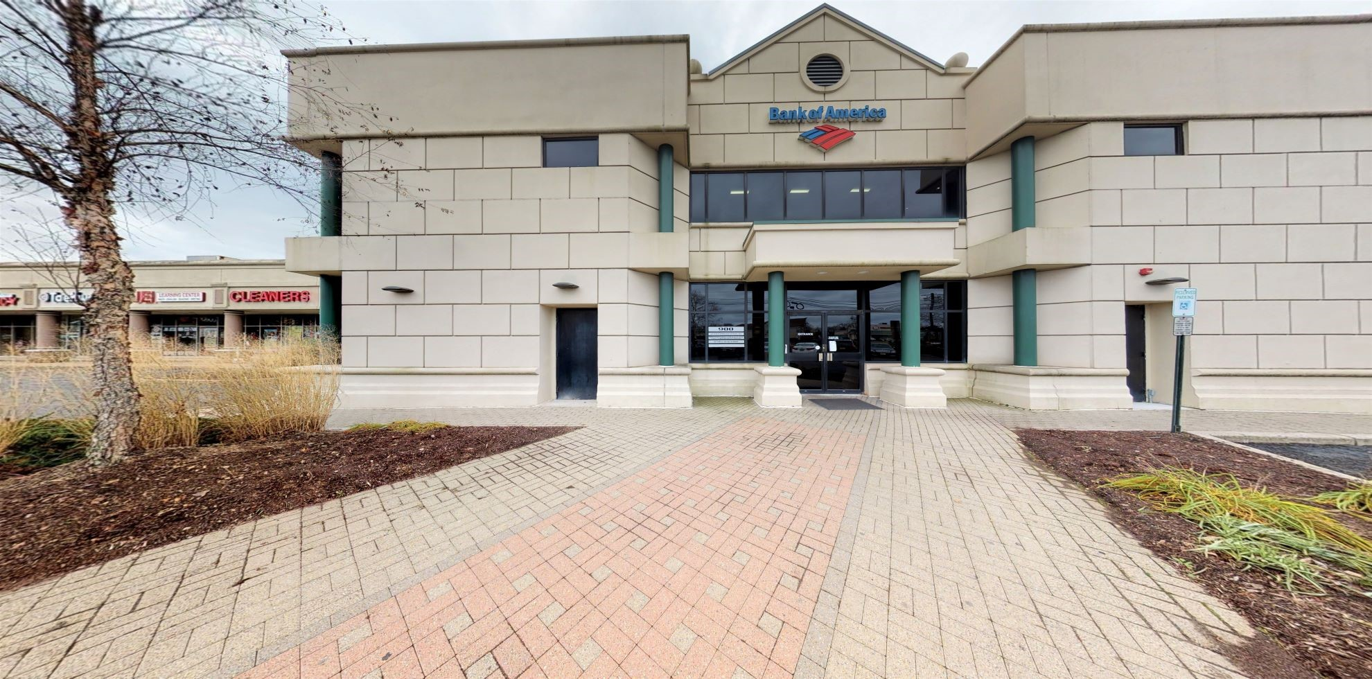 Bank of America financial center with drive-thru ATM | 900 Oak Tree Ave, South Plainfield, NJ 07080