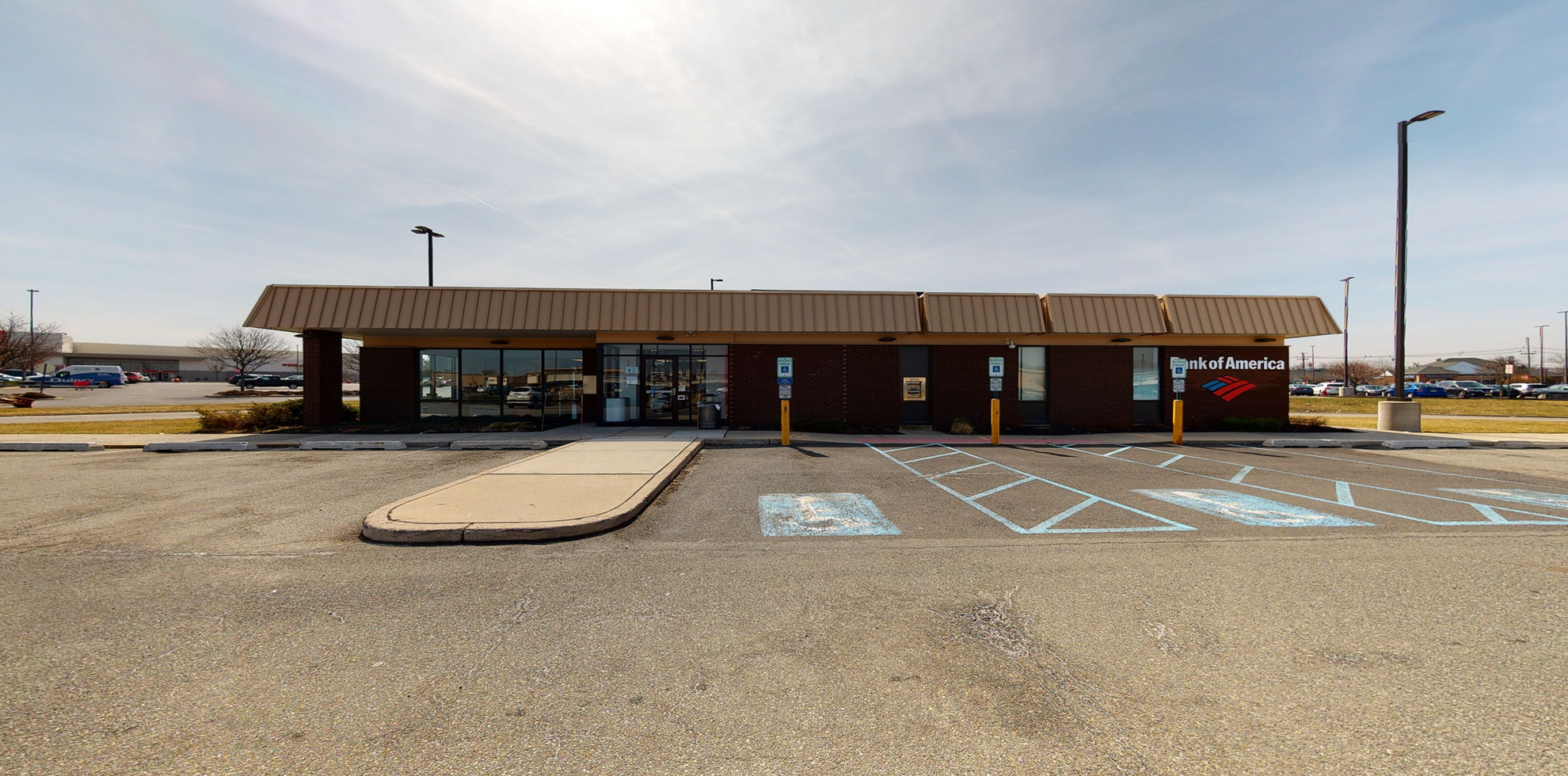 Bank of America financial center with drive-thru ATM | 5001 Stelton Rd, South Plainfield, NJ 07080