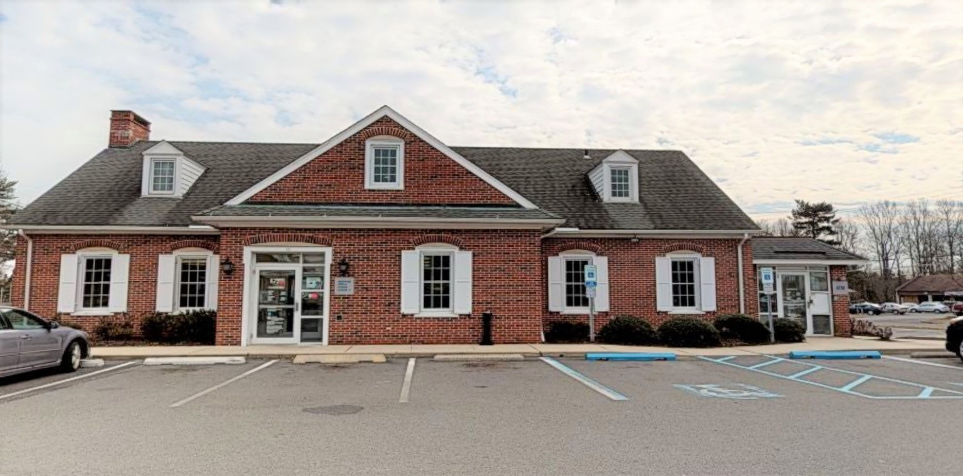 Bank of America financial center with walk-up ATM   10 Juliustown Rd, Browns Mills, NJ 08015