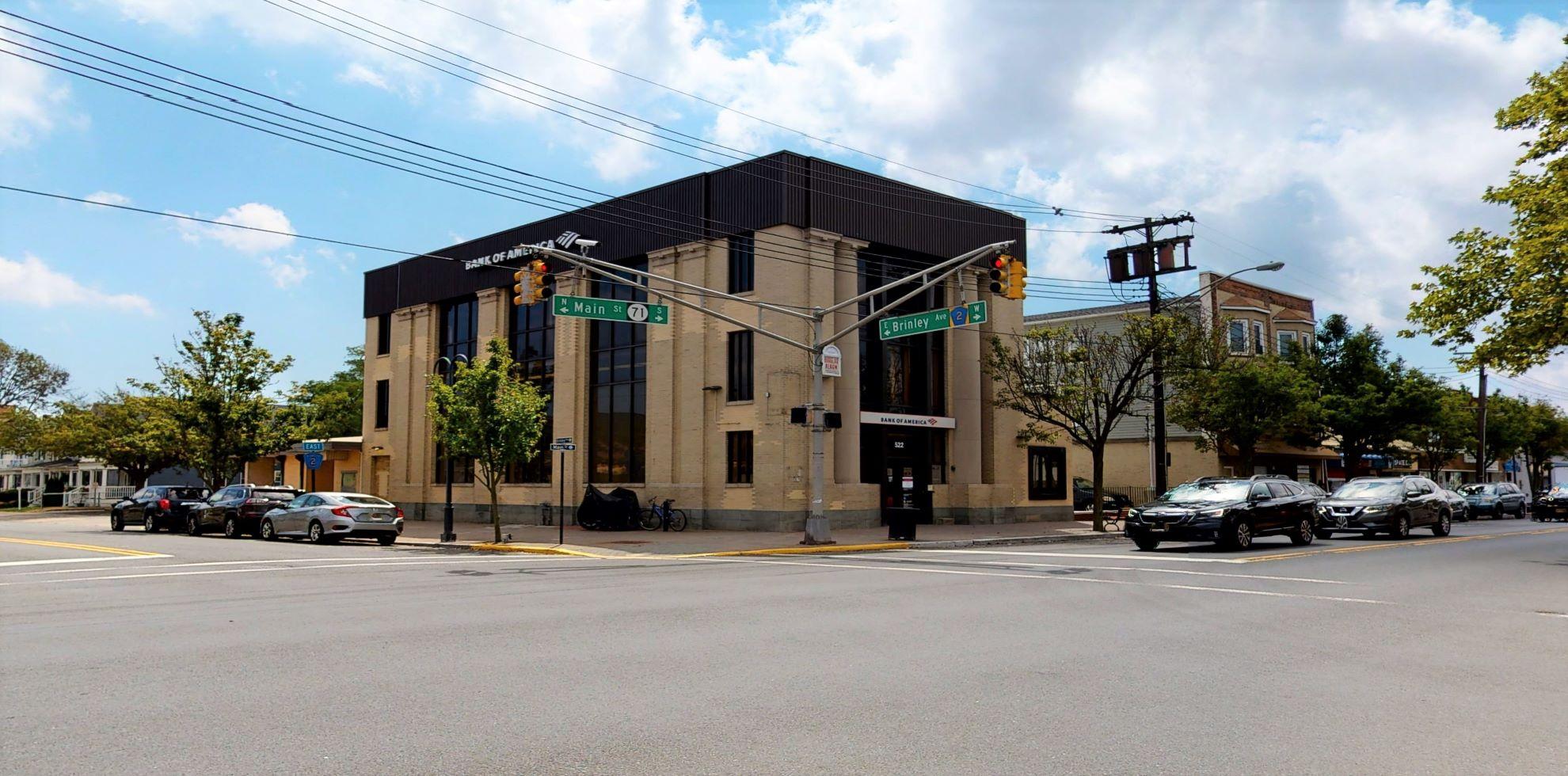 Bank of America financial center with drive-thru ATM | 522 Main St, Bradley Beach, NJ 07720