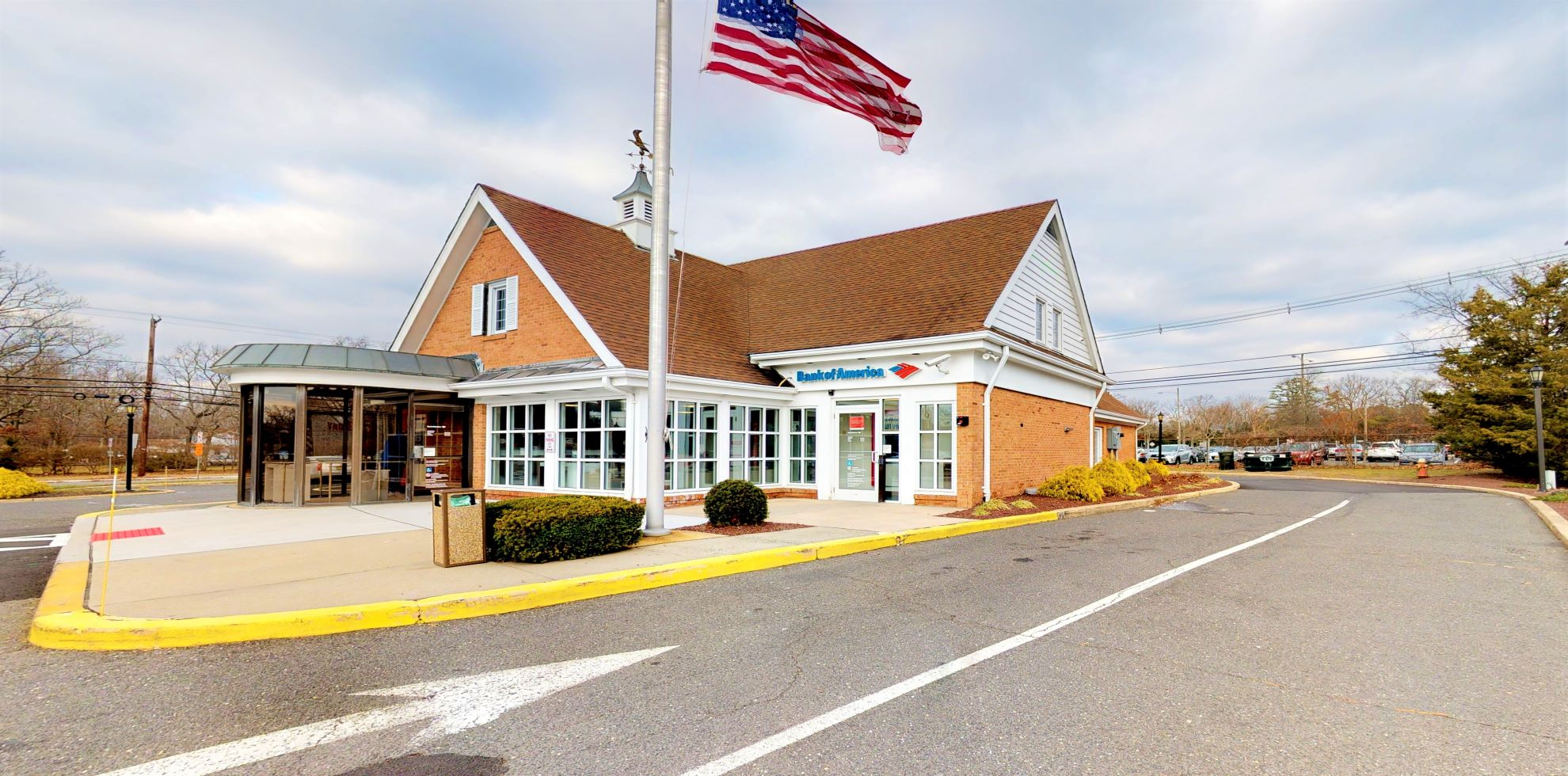 Bank of America financial center with drive-thru ATM | 4005 Route 9 N, Howell, NJ 07731