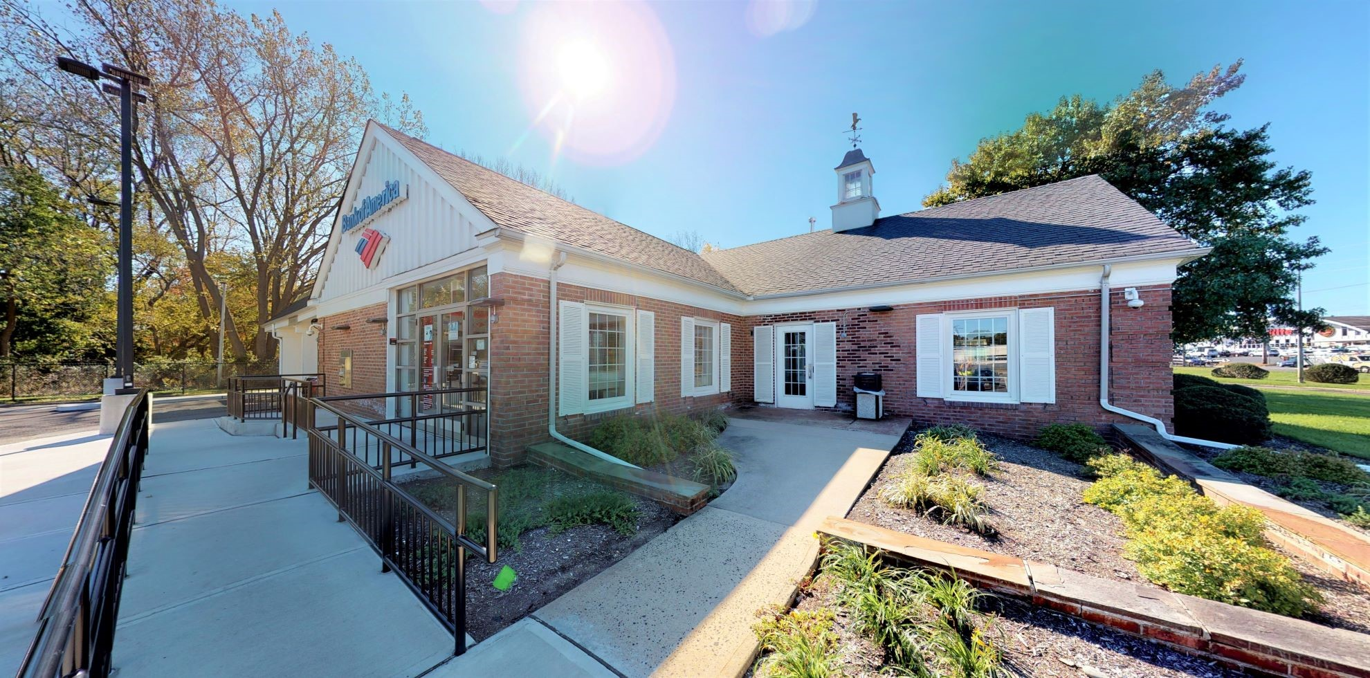 Bank of America financial center with drive-thru ATM   1800 Route 35, Wall Township, NJ 07719