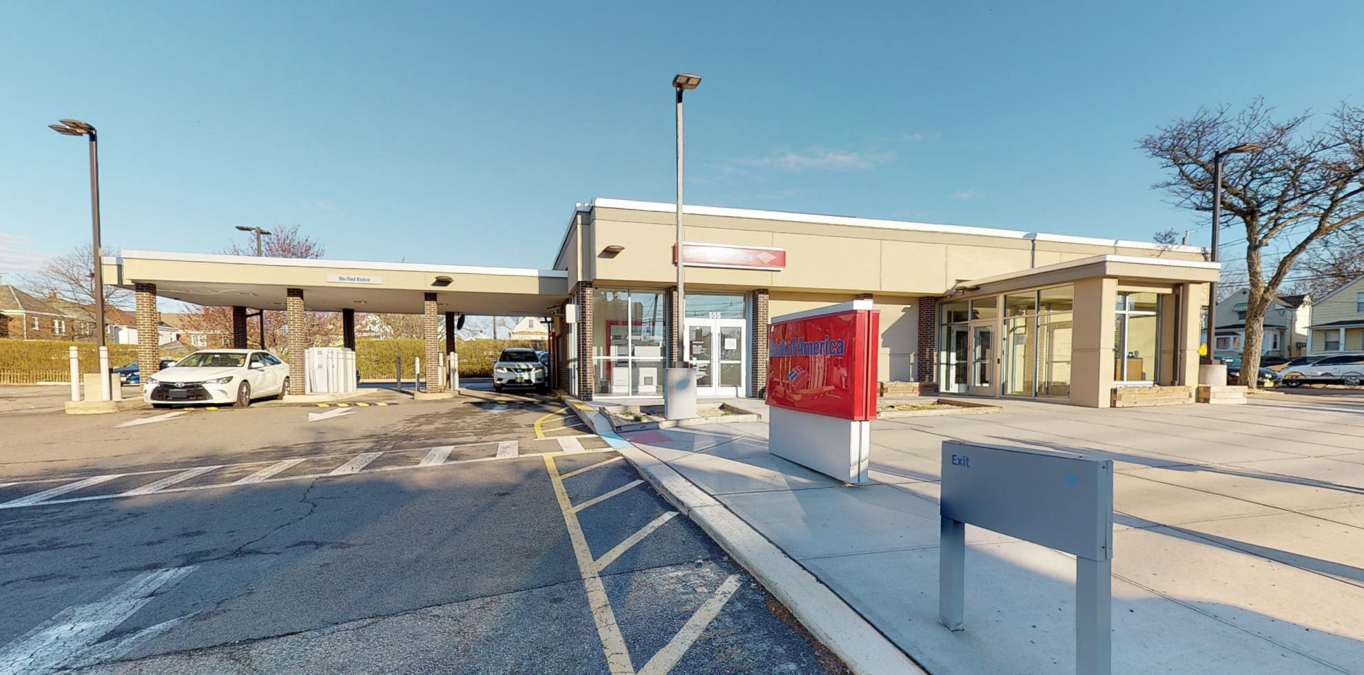 Bank of America financial center with drive-thru ATM | 555 Convery Blvd, Perth Amboy, NJ 08861