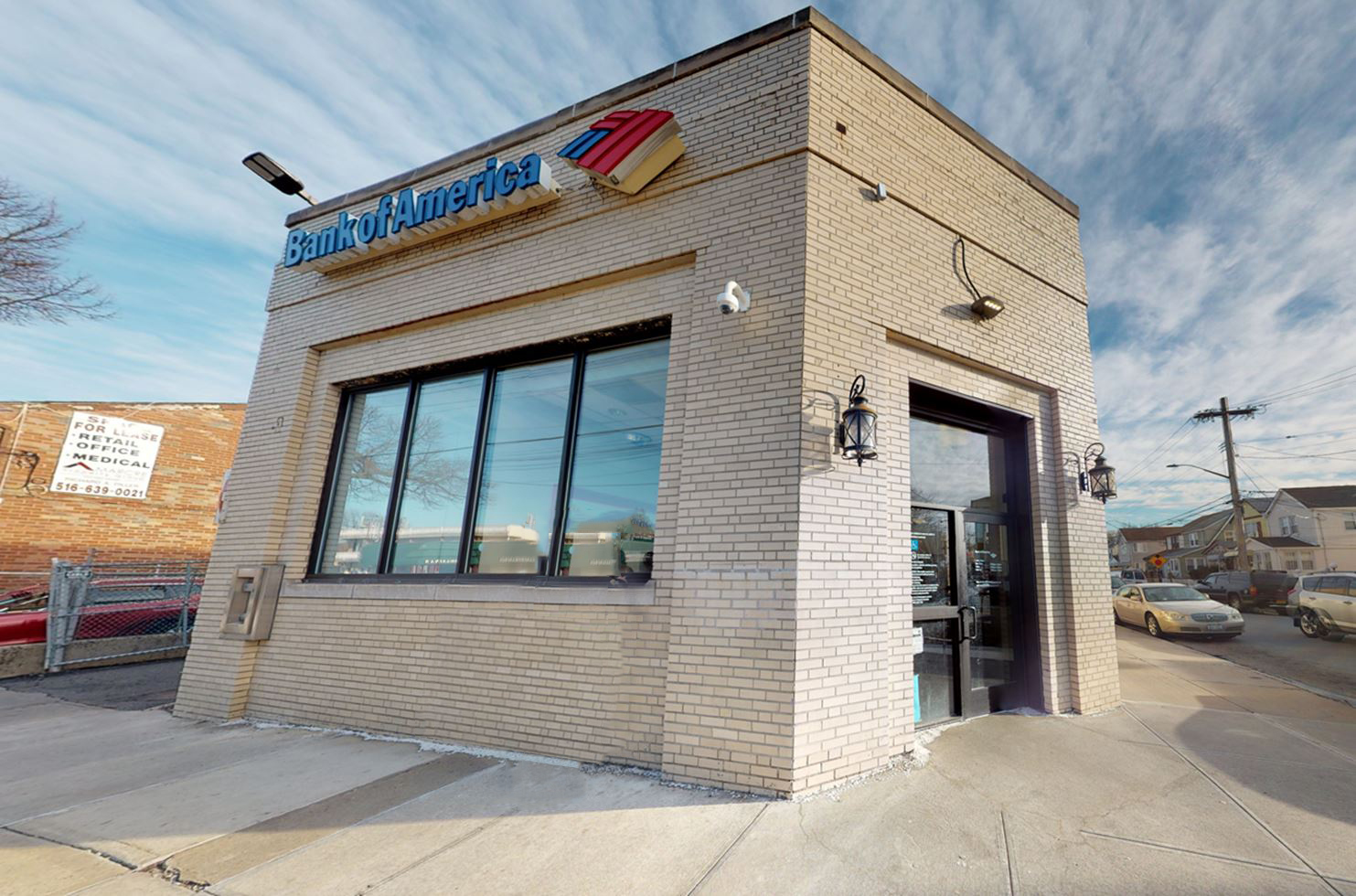 Bank of America financial center with drive-thru ATM   20502 Linden Blvd, Saint Albans, NY 11412