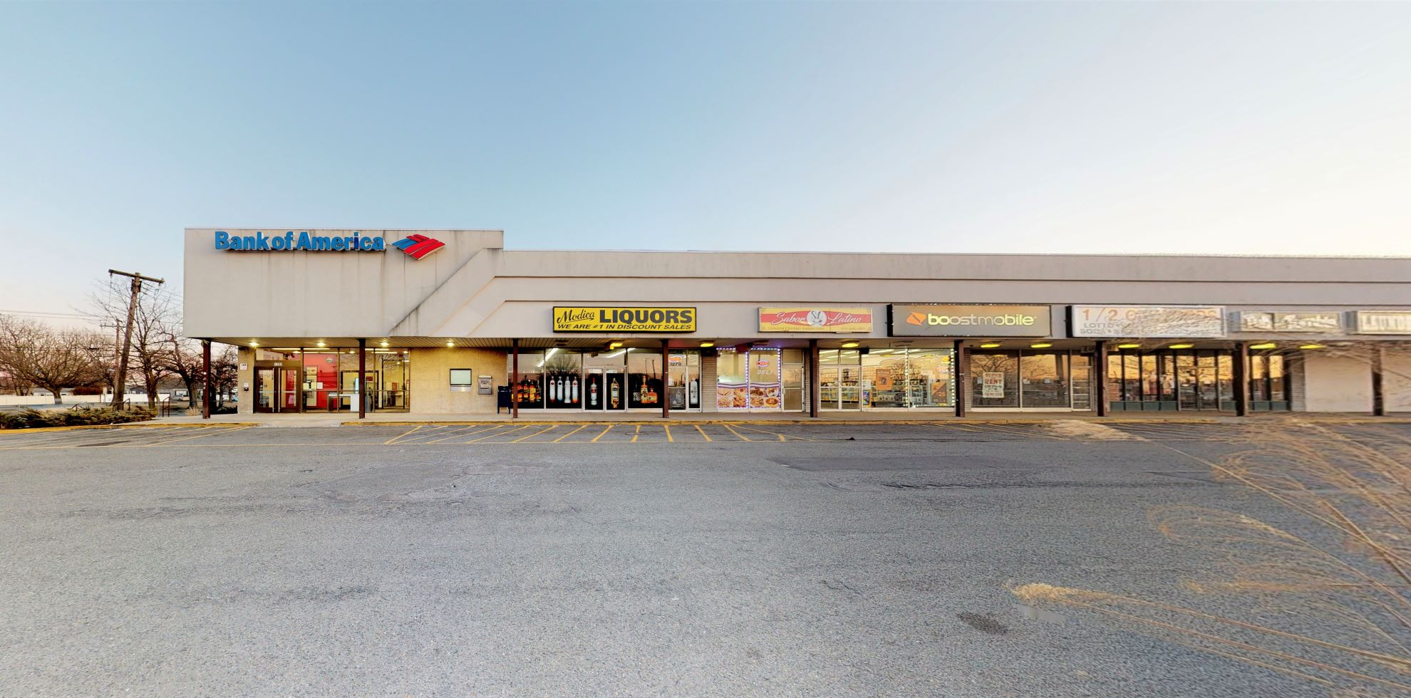 Bank of America financial center with walk-up ATM | 1283 Sunrise Hwy, Copiague, NY 11726