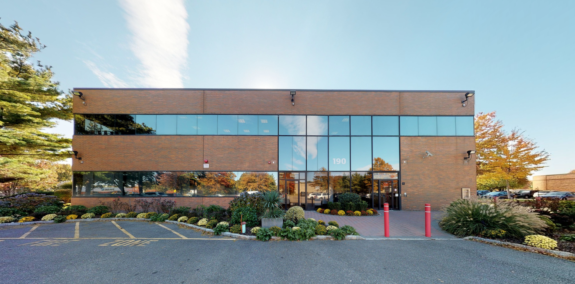 Bank of America financial center with drive-thru ATM | 190 Motor Pkwy STE 100, Hauppauge, NY 11788