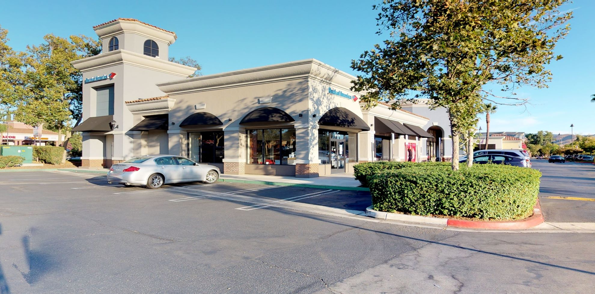 Bank of America financial center with walk-up ATM | 2717-A Tapo Canyon Rd, Simi Valley, CA 93063