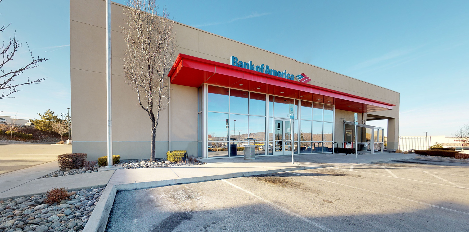 Bank of America financial center with drive-thru ATM | 195 Lemmon Dr, Reno, NV 89506