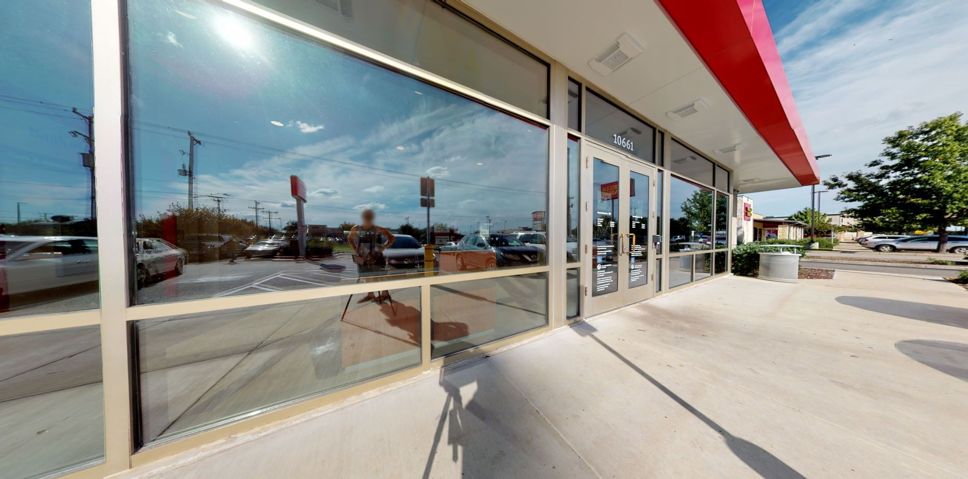 Bank of America financial center with drive-thru ATM   10661 Culebra Rd, San Antonio, TX 78251