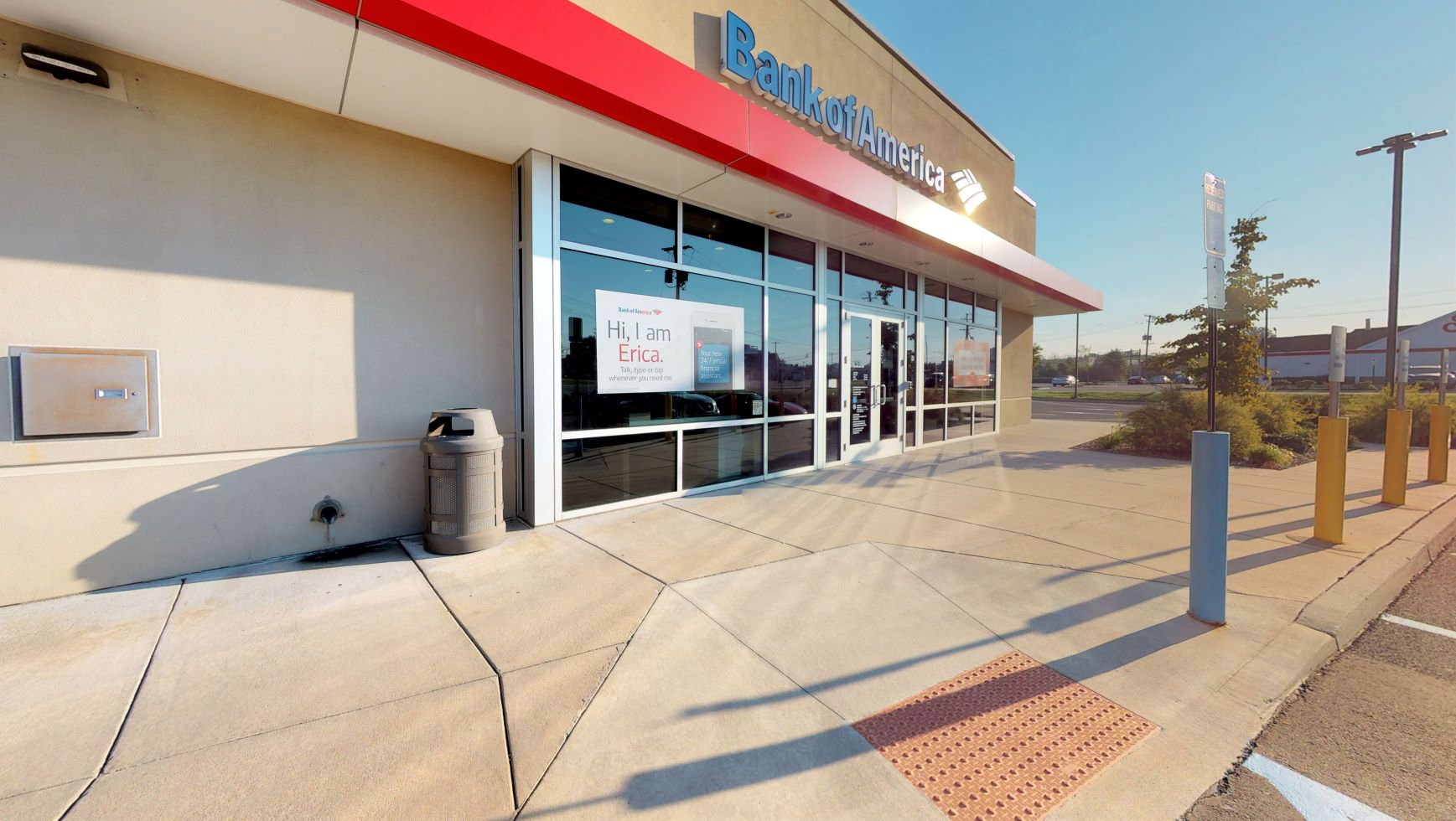 Bank of America financial center with drive-thru ATM | 351 W Route 70, Marlton, NJ 08053