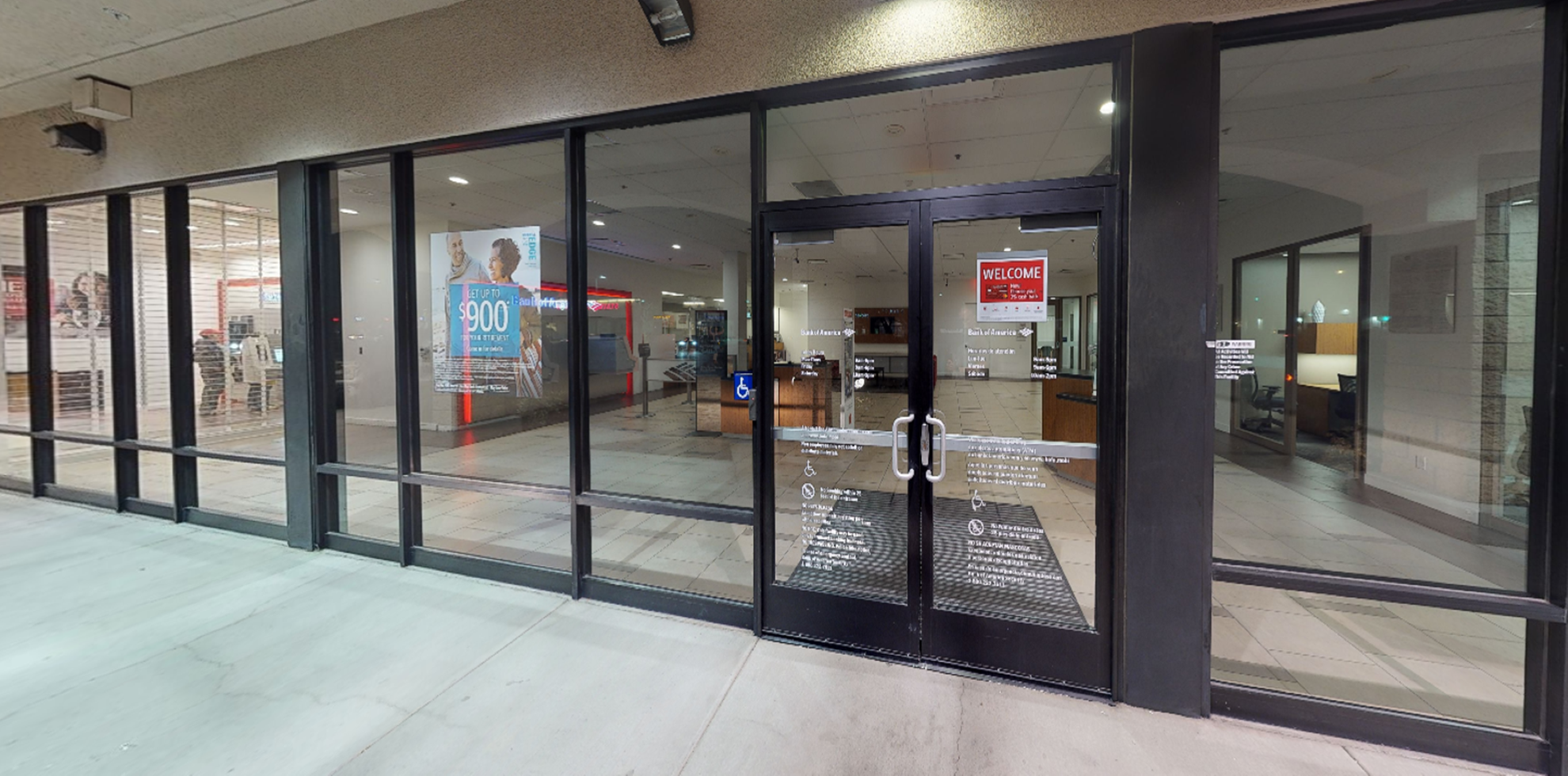Bank of America financial center with walk-up ATM   69135 Ramon Rd STE A, Cathedral City, CA 92234