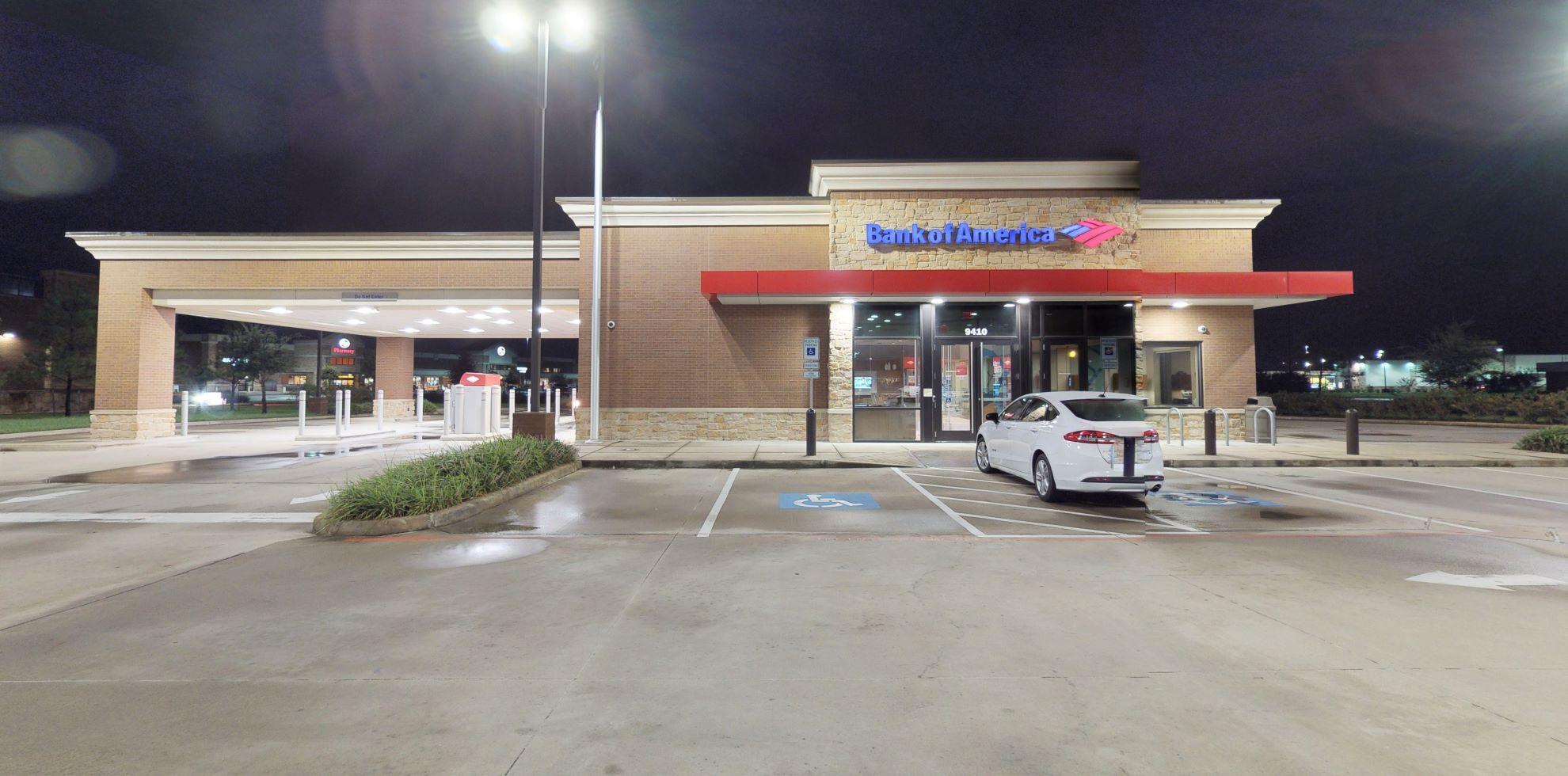Bank of America financial center with drive-thru ATM | 9410 Spring Green Blvd, Katy, TX 77494
