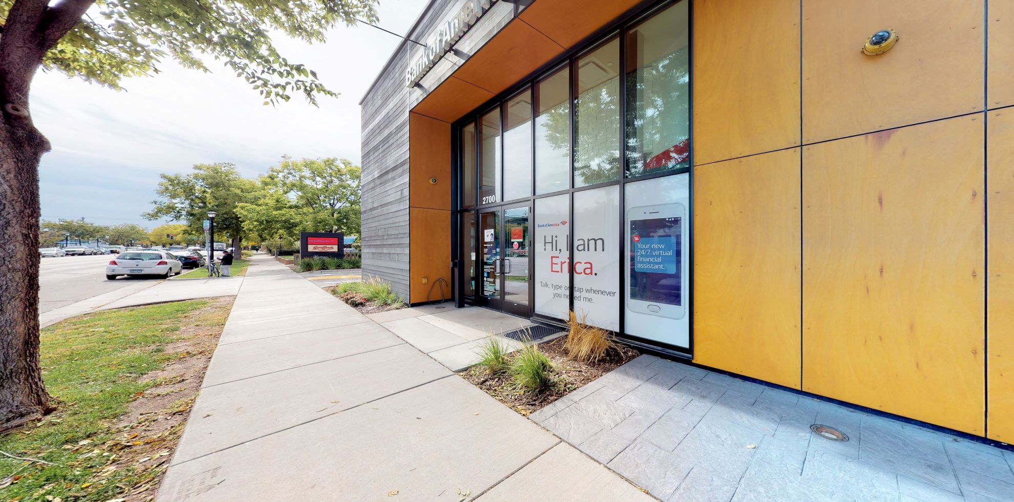 Bank of America financial center with drive-thru ATM   2700 Hennepin Ave STE 101, Minneapolis, MN 55408