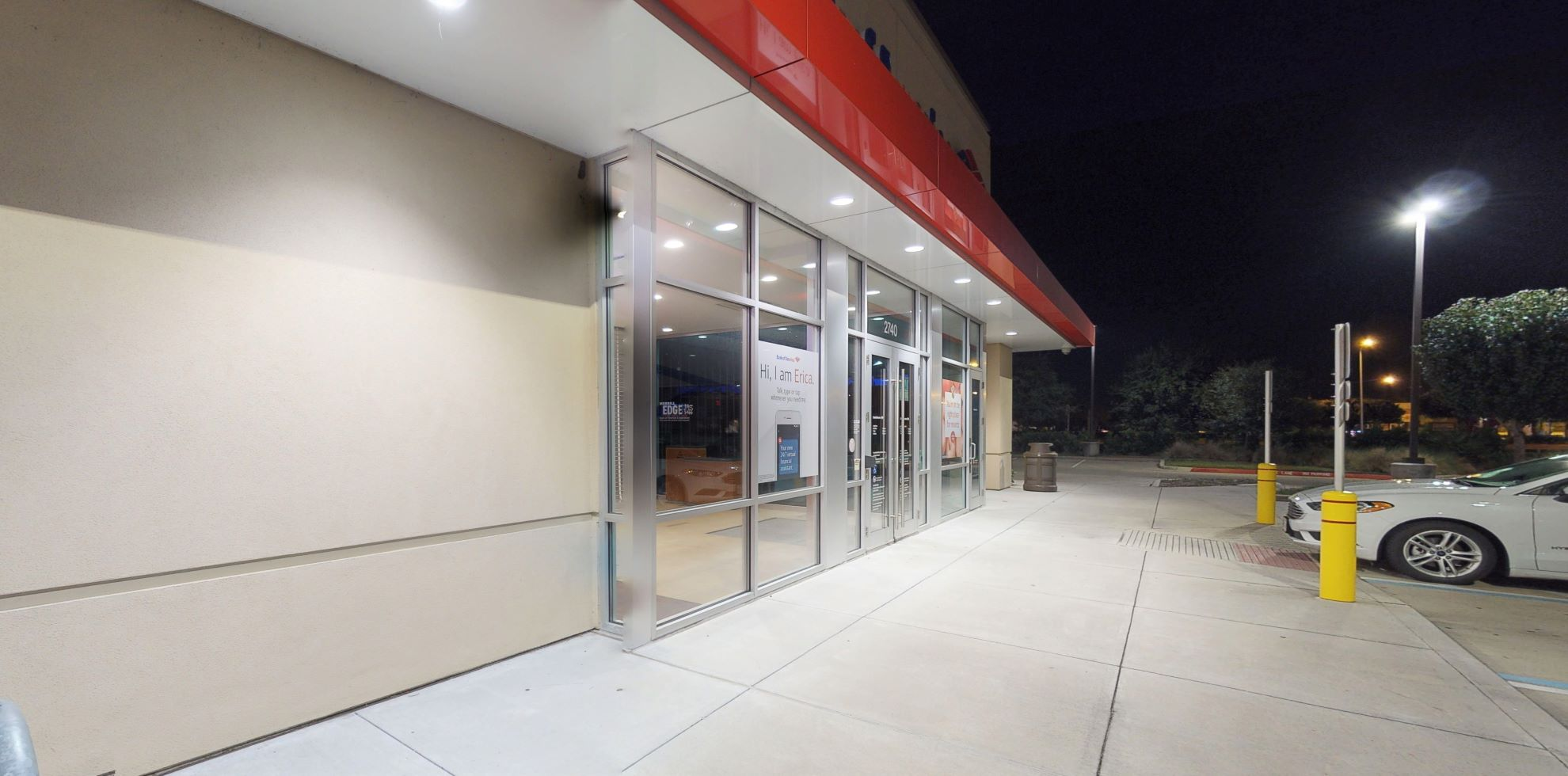 Bank of America financial center with drive-thru ATM   2740 Pearland Pkwy, Pearland, TX 77581