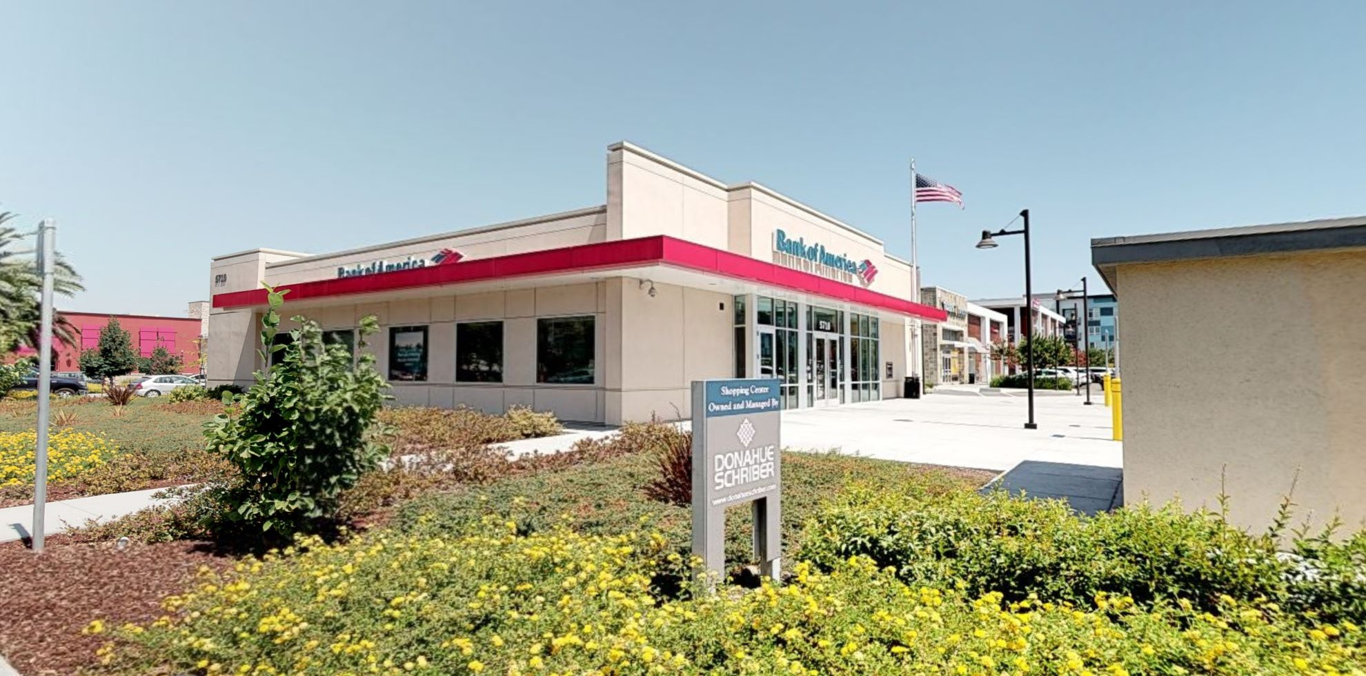 Bank of America financial center with walk-up ATM   5710 Cottle Rd, San Jose, CA 95123