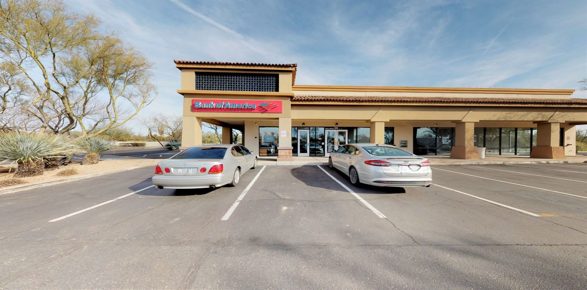 Bank of America financial center with walk-up ATM   29822 N Cave Creek Rd, Cave Creek, AZ 85331