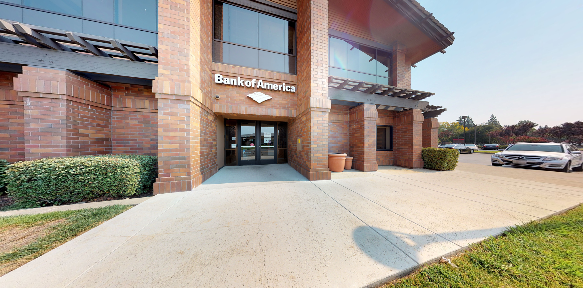 Bank of America financial center with drive-thru ATM | 11201 Gold Express Dr STE 100, Gold River, CA 95670