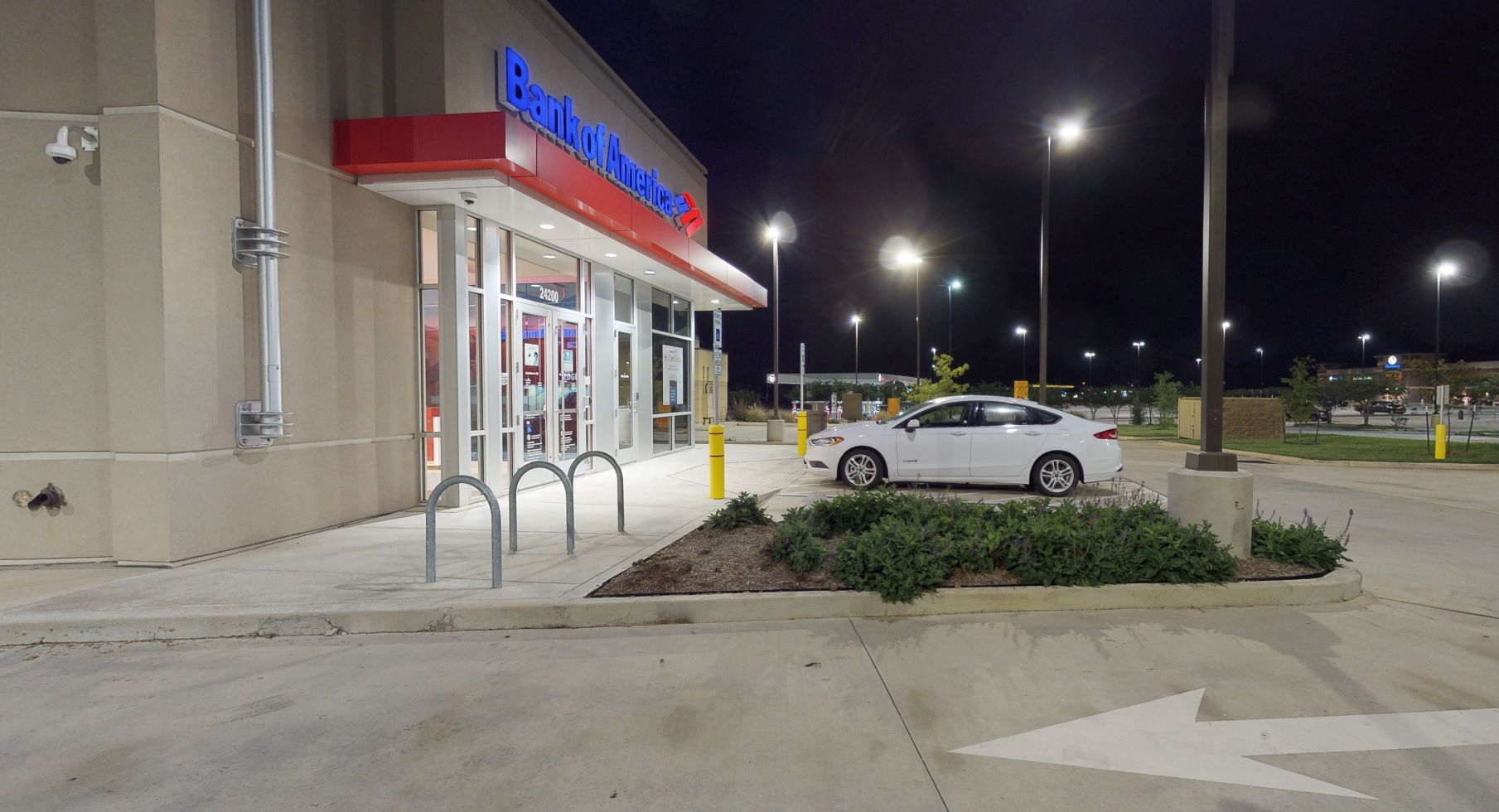 Bank of America financial center with drive-thru ATM | 24200 Kuykendahl Rd, Tomball, TX 77375