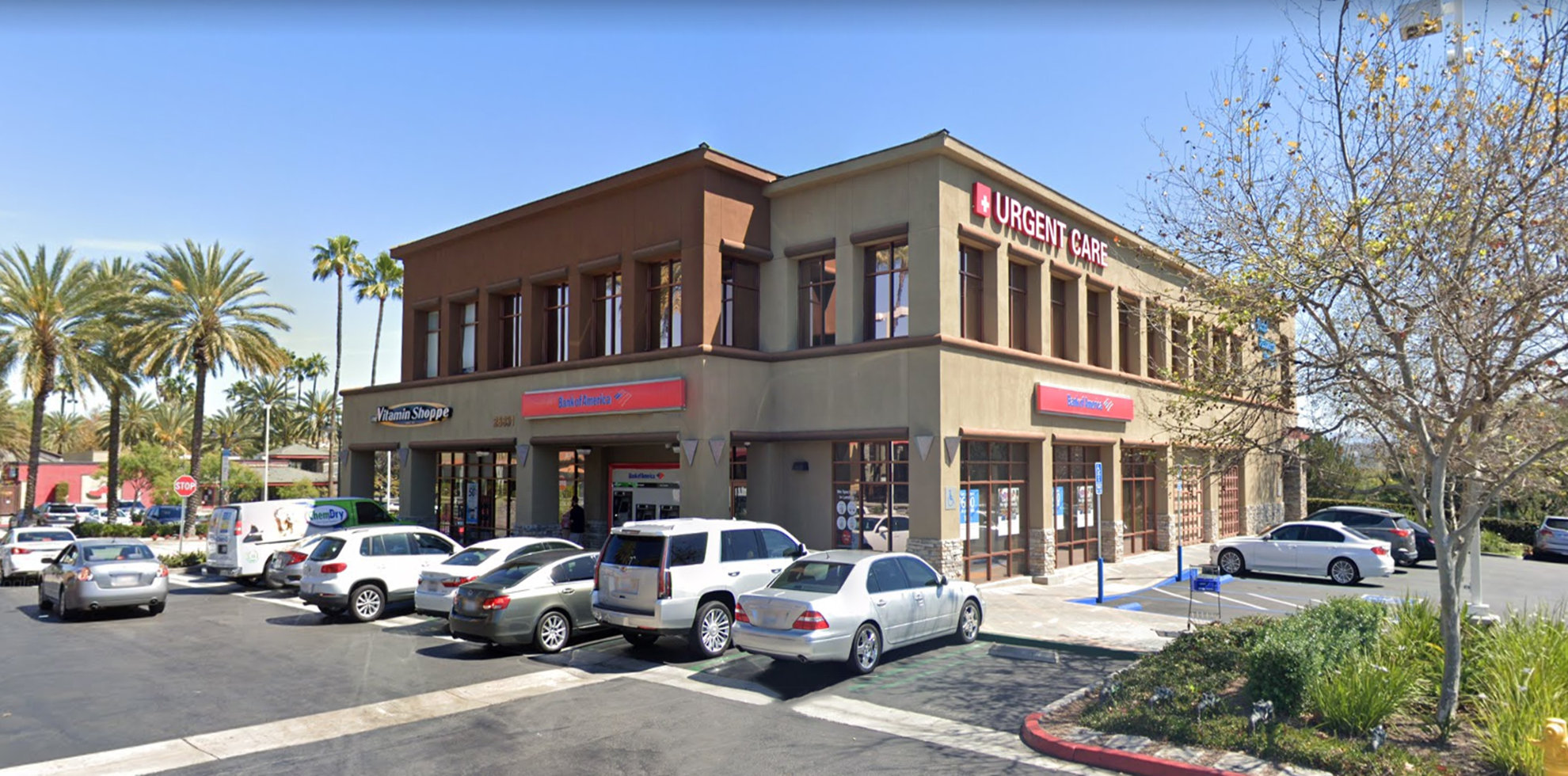 Bank of America financial center with walk-up ATM | 26831 Aliso Creek Rd, Aliso Viejo, CA 92656