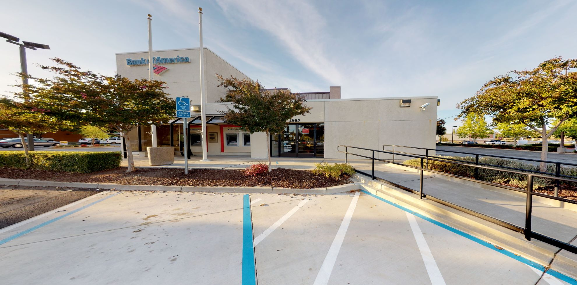 Bank of America financial center with walk-up ATM | 2885 Bell Rd, Auburn, CA 95603