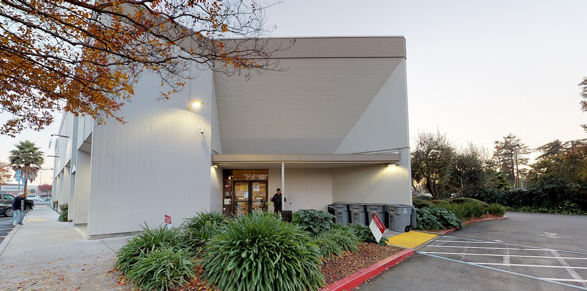 Bank of America financial center with drive-thru ATM   1155 W Steele Ln, Santa Rosa, CA 95403