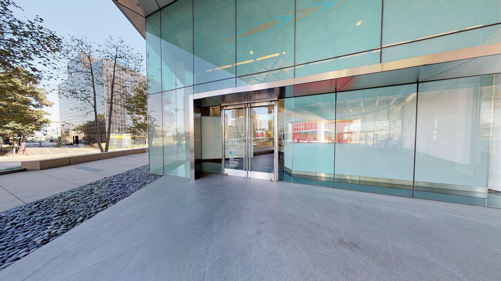 Bank of America financial center with walk-up ATM   2049 Century Park E, Los Angeles, CA 90067