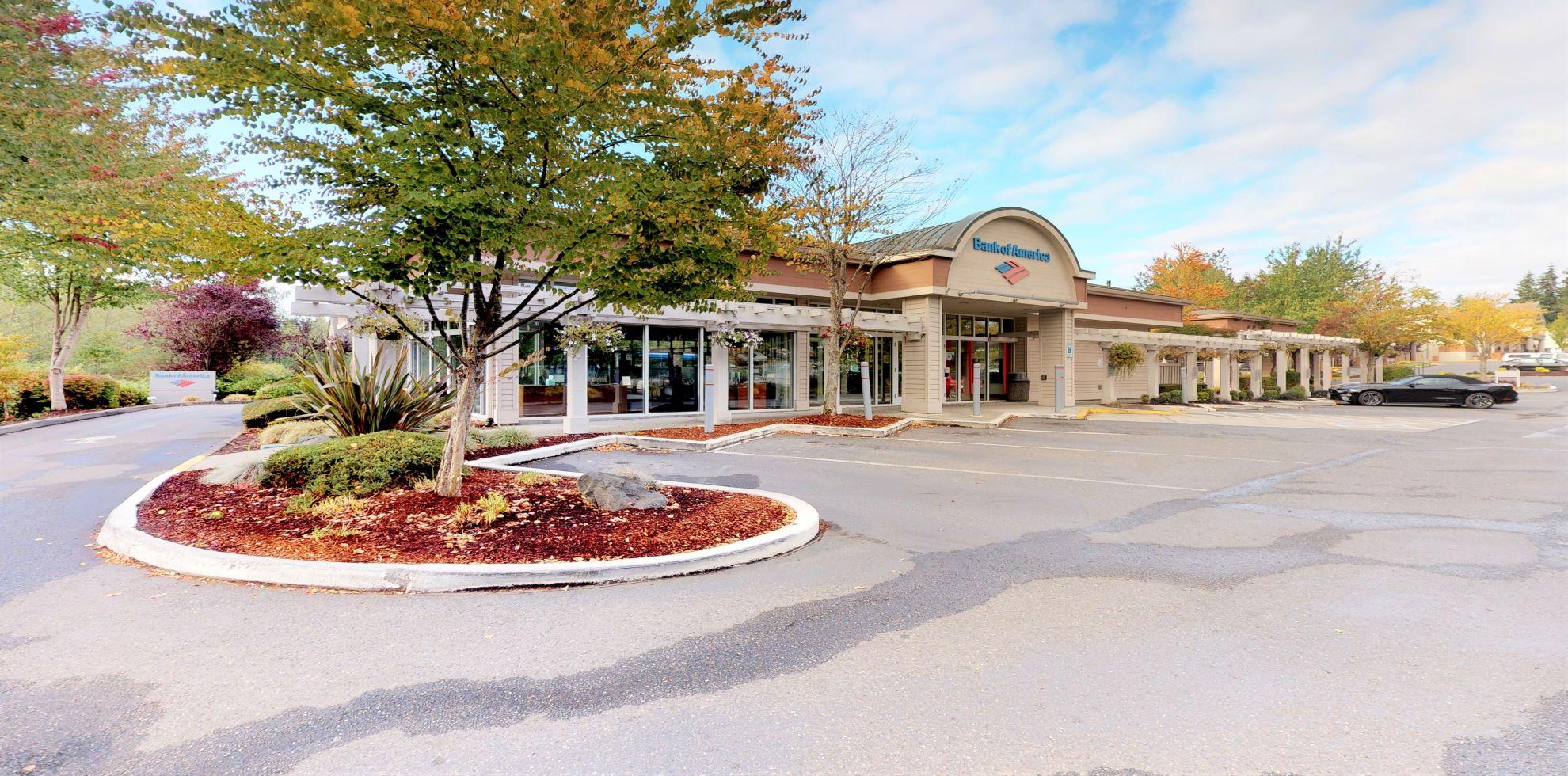 Bank of America financial center with walk-up ATM | 1200 NE Hildebrand Ln, Bainbridge Island, WA 98110