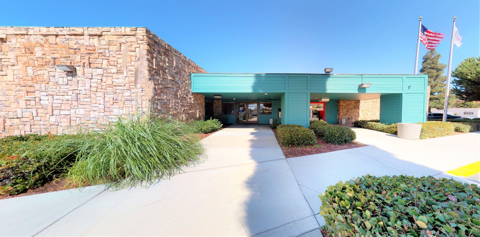 Bank of America financial center with walk-up ATM | 200 W Branch St, Arroyo Grande, CA 93420