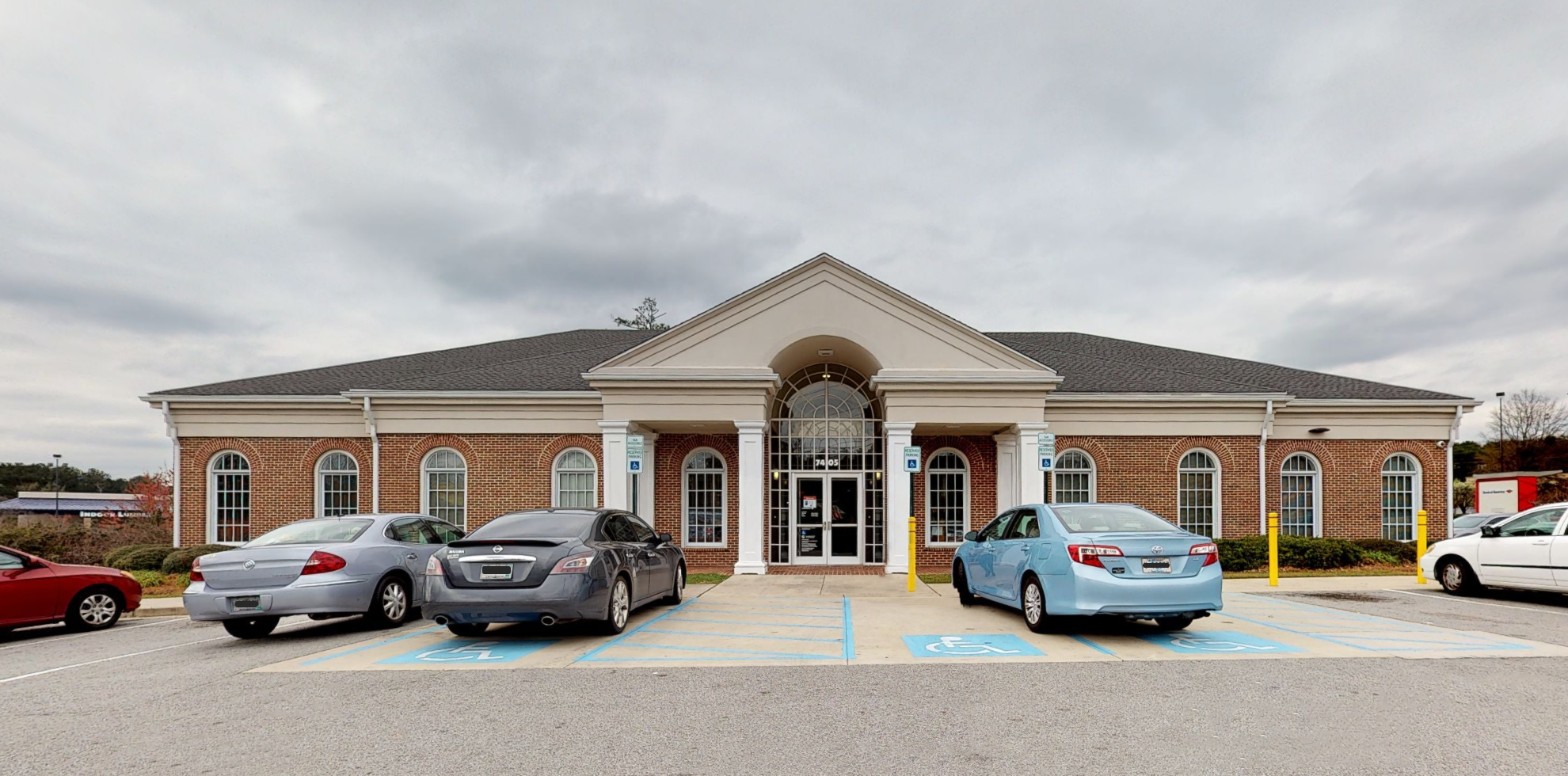 Bank of America financial center with drive-thru ATM | 7405 Two Notch Rd, Columbia, SC 29223