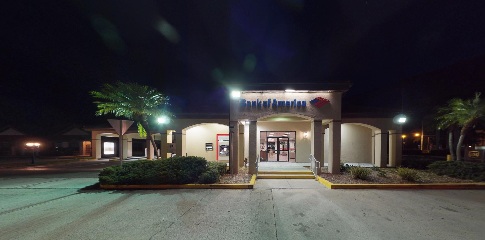 Bank of America financial center with drive-thru ATM | 100 Madrid Blvd, Punta Gorda, FL 33950