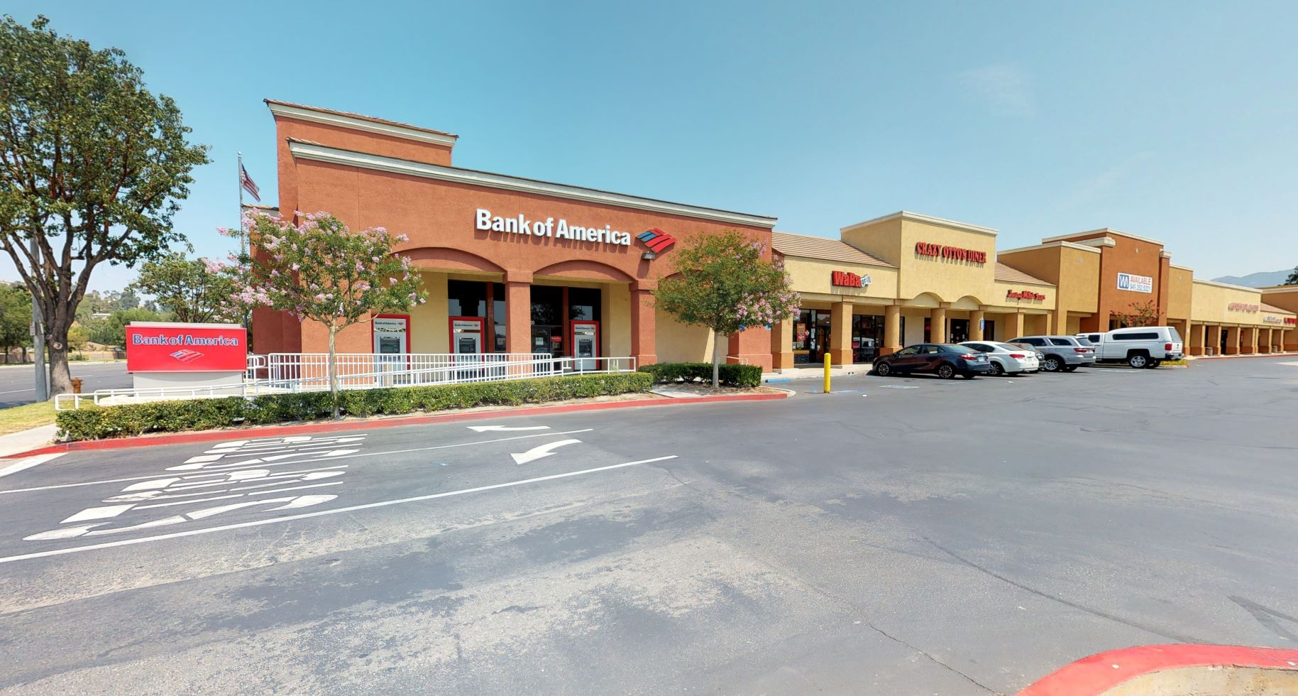Bank of America financial center with drive-thru ATM   19120 Soledad Canyon Rd, Canyon Country, CA 91351