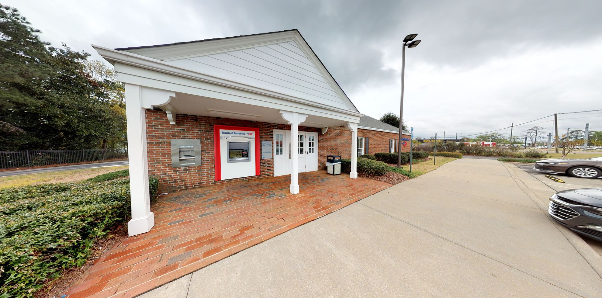 Bank of America financial center with drive-thru ATM | 4747 Cumberland Rd, Fayetteville, NC 28306