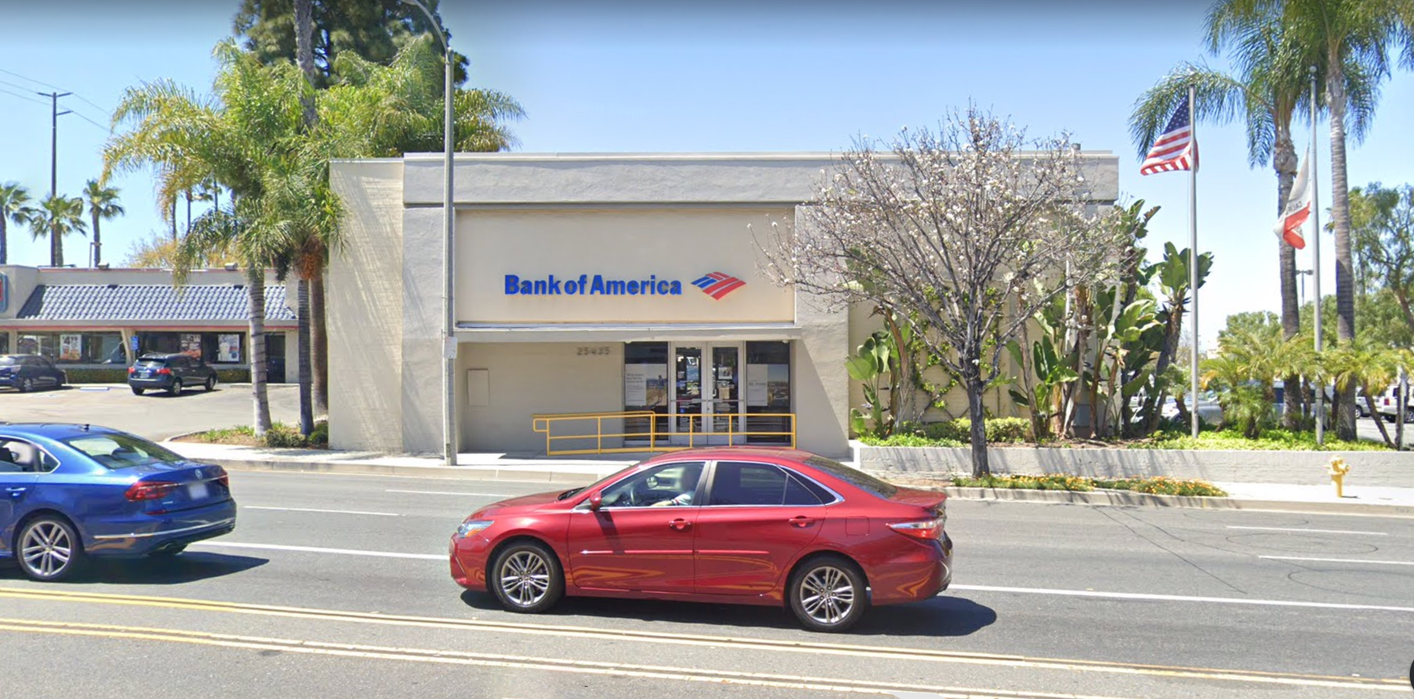 Bank of America financial center with walk-up ATM   25435 Crenshaw Blvd, Torrance, CA 90505