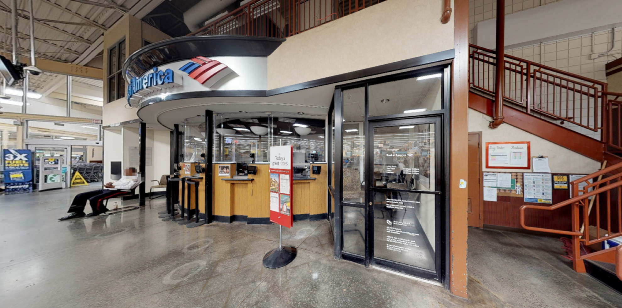 Bank of America financial center with walk-up ATM | 950 Herrington Rd, Lawrenceville, GA 30044